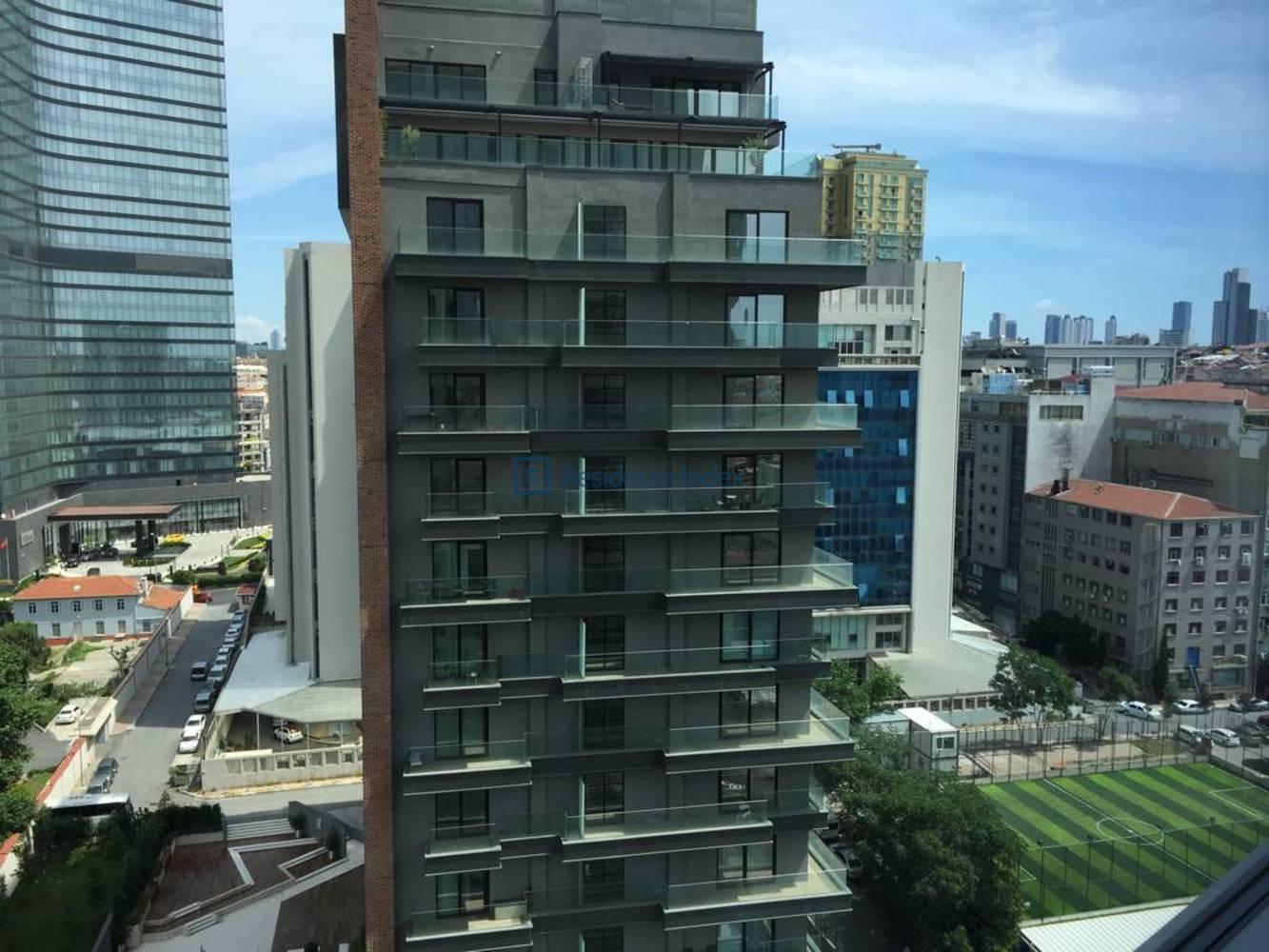 1+1 apartment for rent