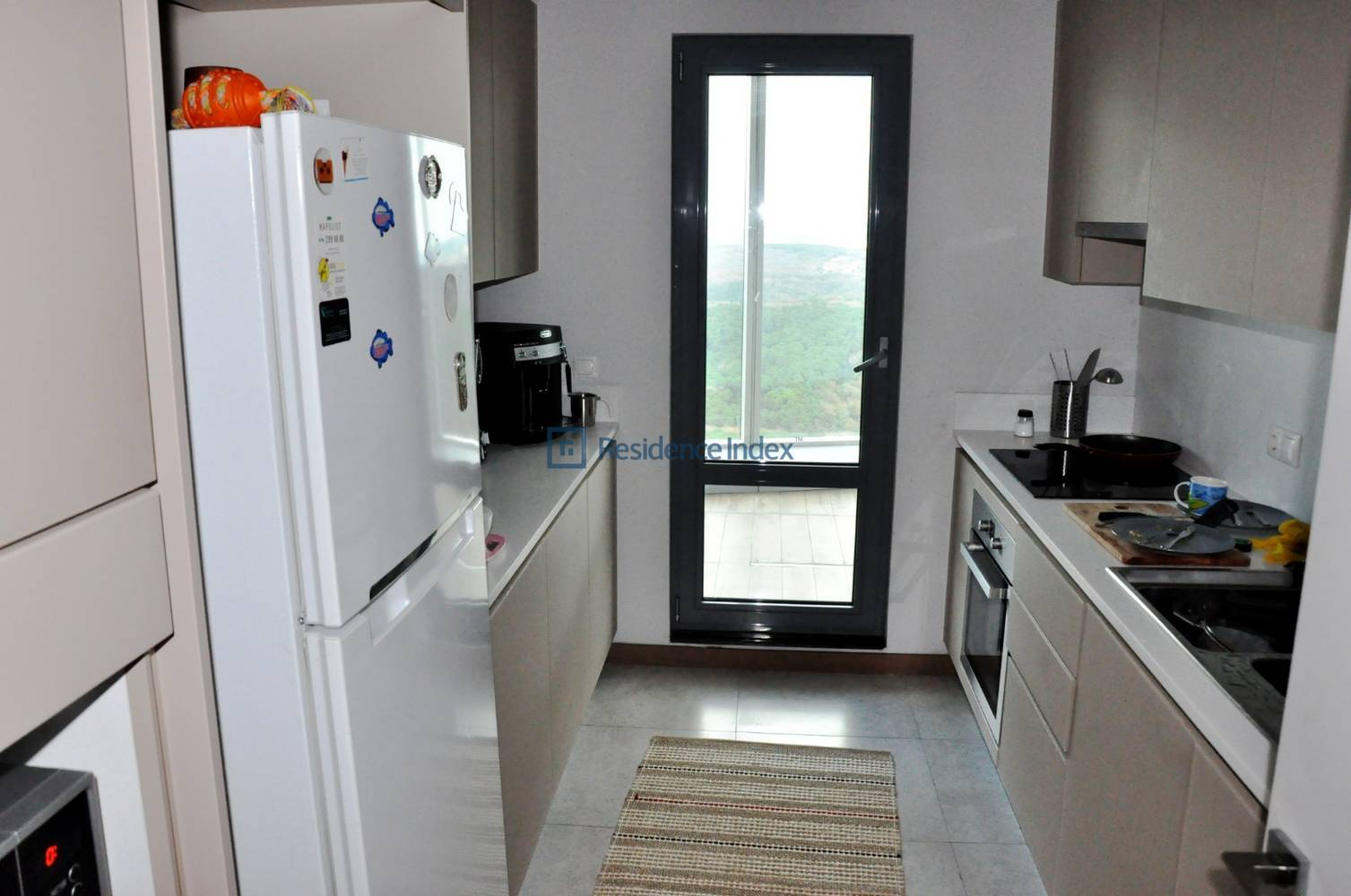 It is appropriatefor Citizenship 2 + 1 apartment for sale in Maslak