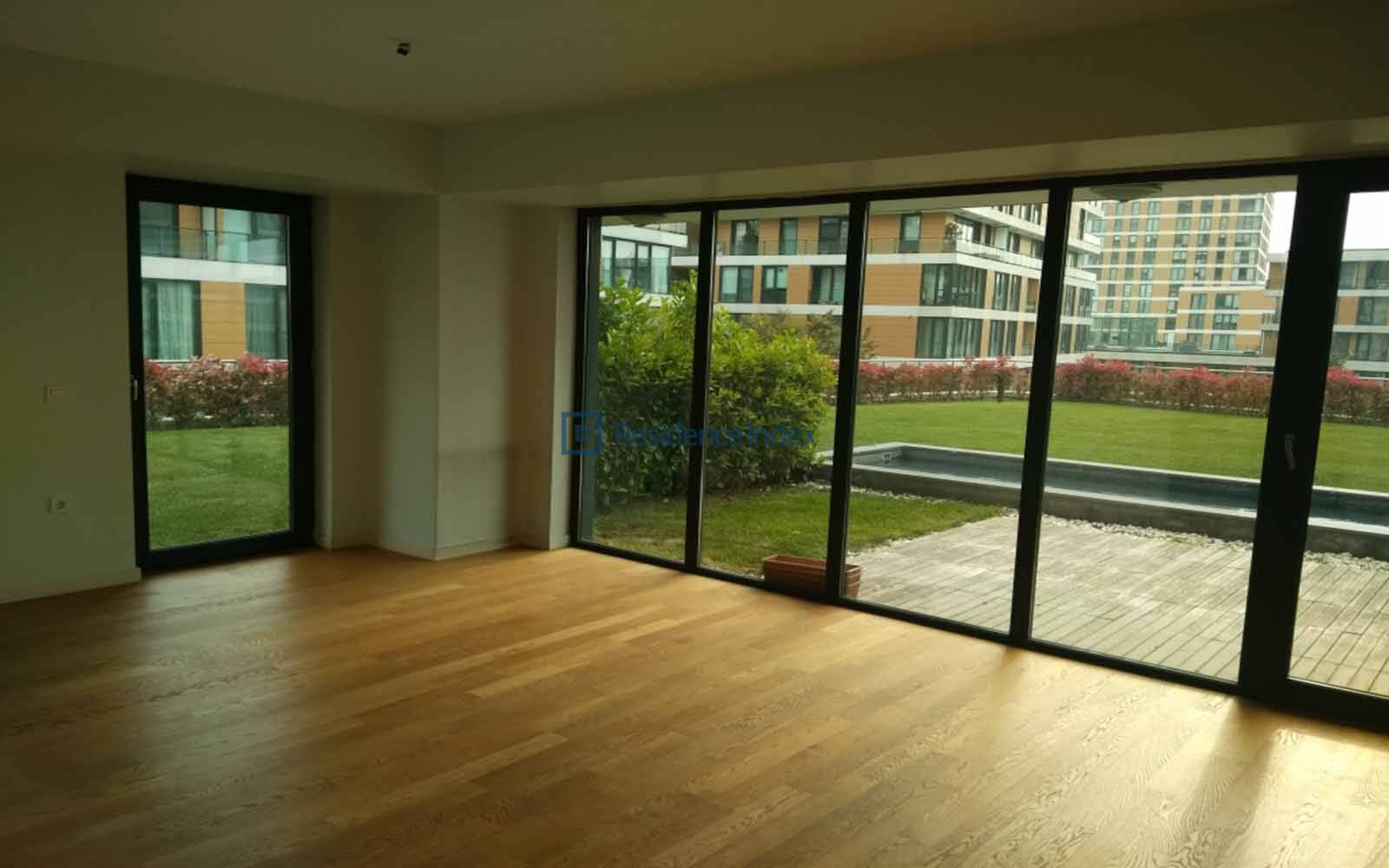 Flat For Sale in İstwest Project