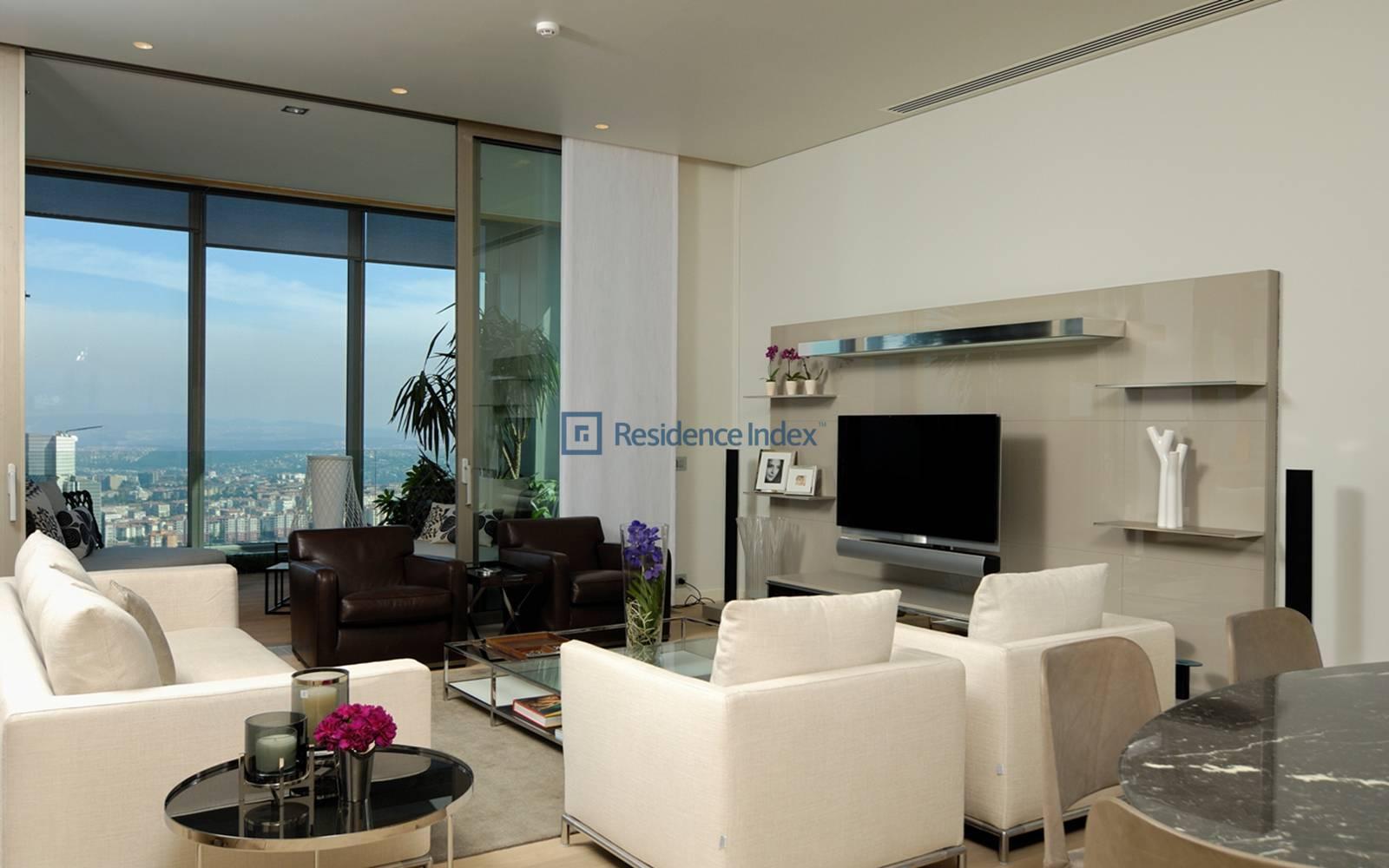 Sapphire Residence 2 + 1 Apartment