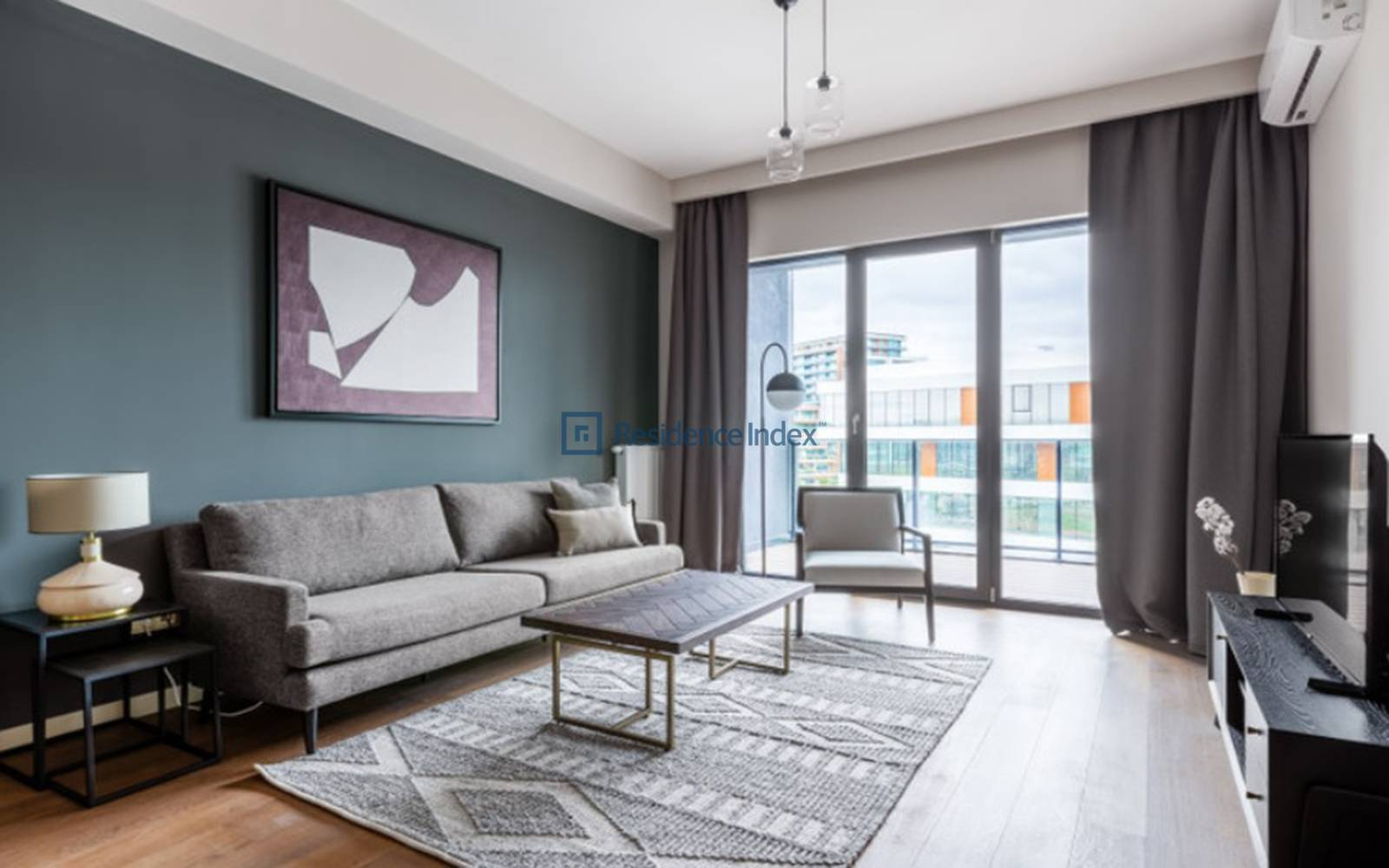 Porta Vadi  - 1 + 1 apartment for rent