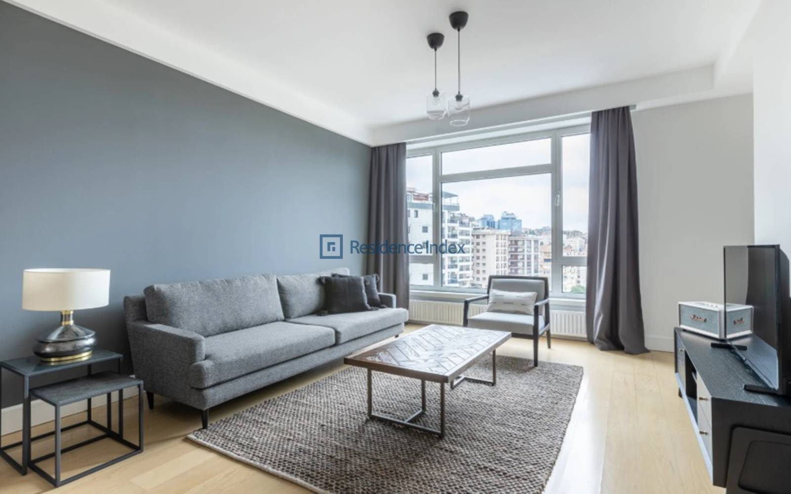 Selenium Twins - 1+1 Furnished Apartment for Rent