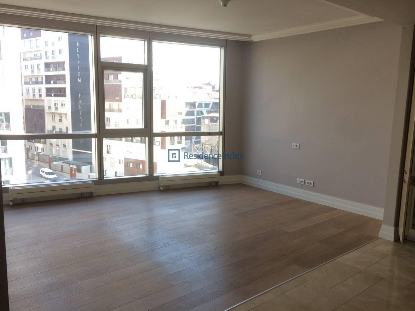 1 + 1 Residence Flat for Sale