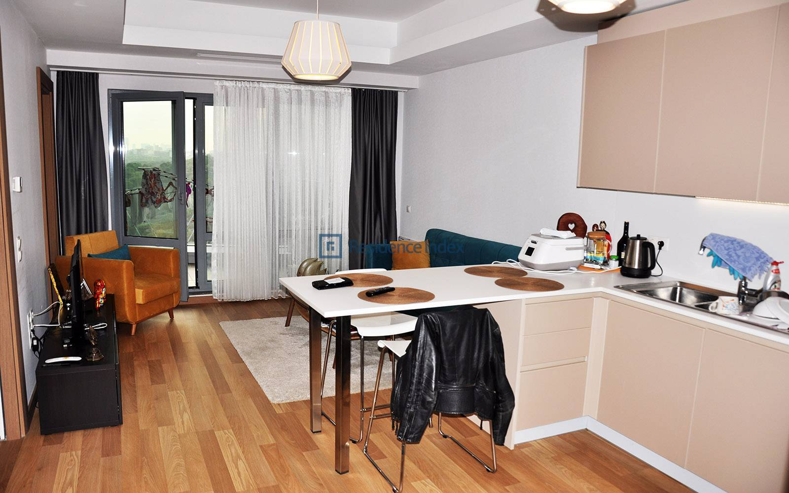 For Sale 1 + 1 Furnished Opportunity Apartment