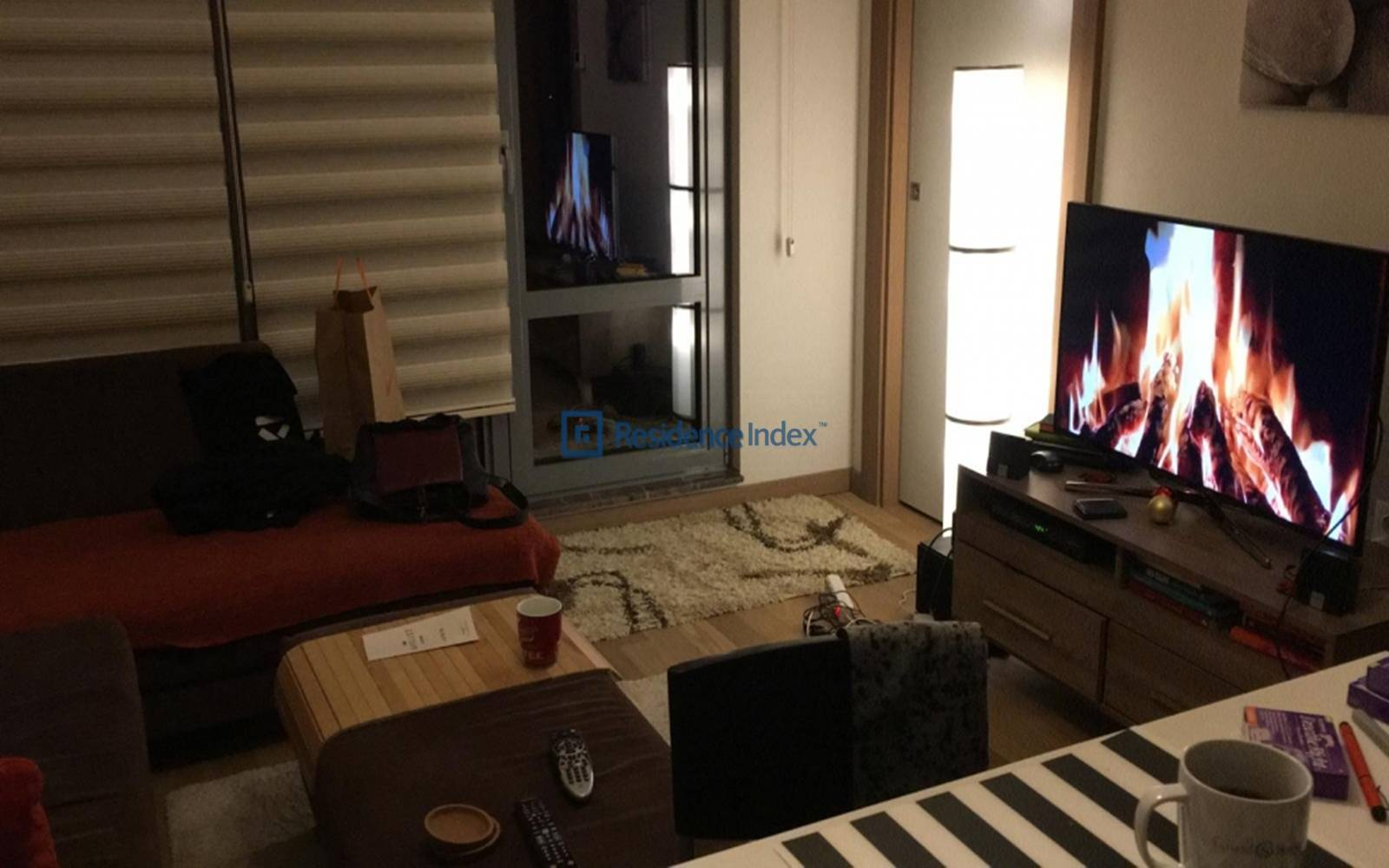 1453 Maslak - 1 + 1 Apartment For Rent