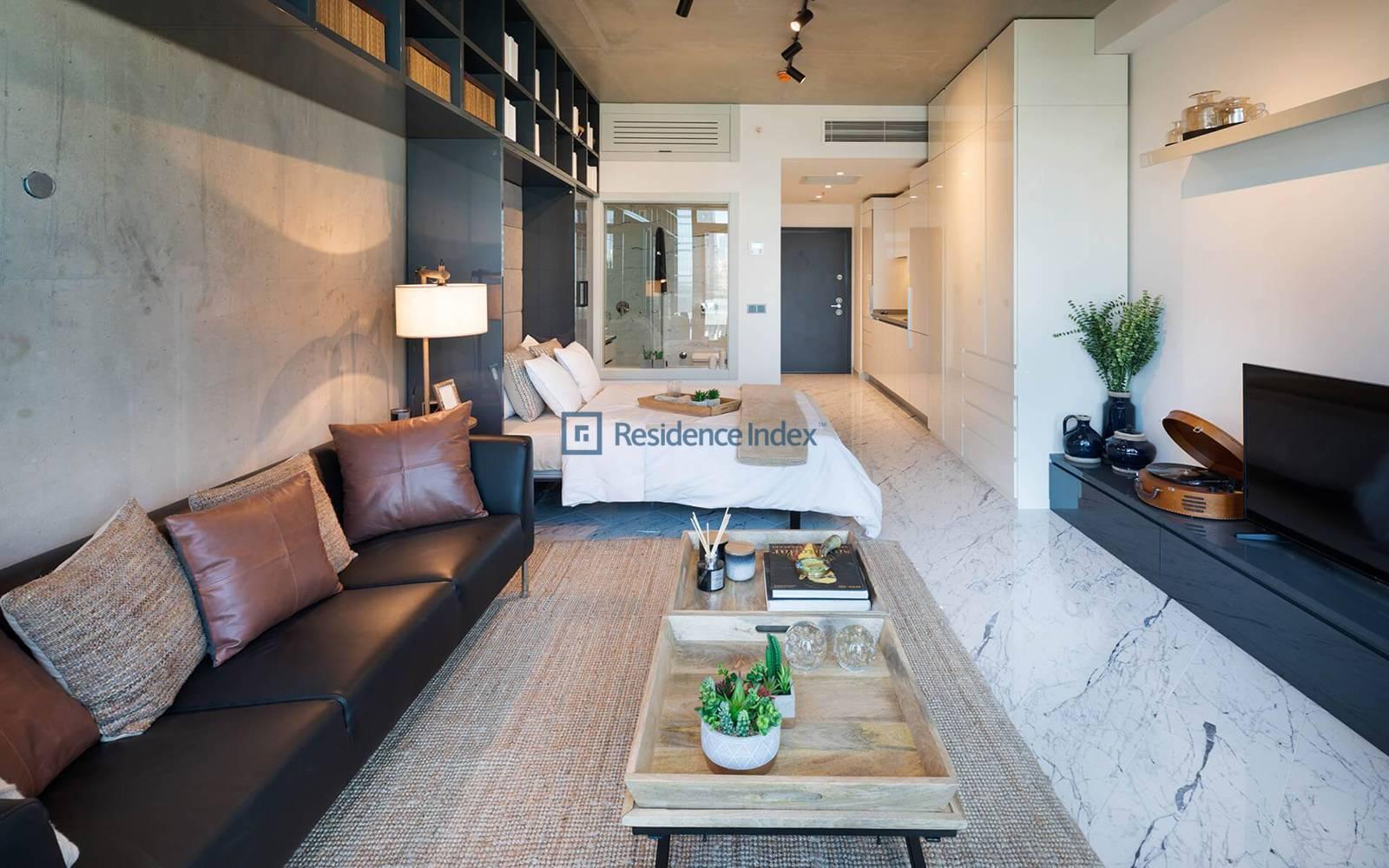 Bosphorus and Sea View Studio Apartment