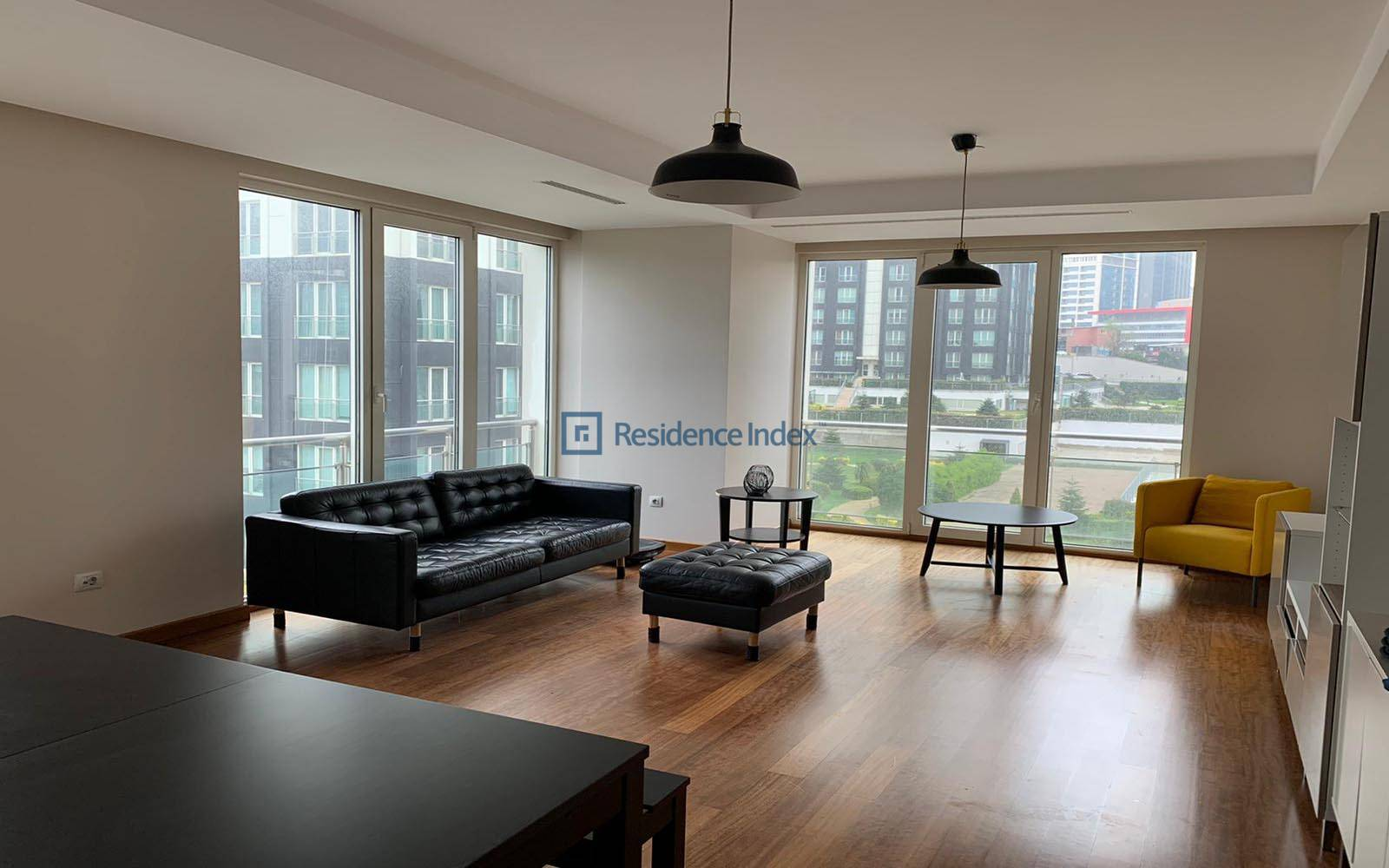 3 + 1 Furnished Apartment for Rent