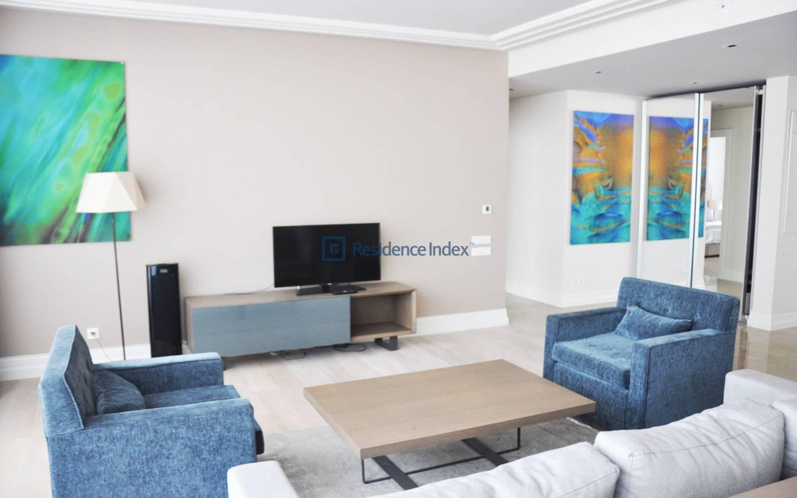 Short Term 2 + 1 Apartment For Rent