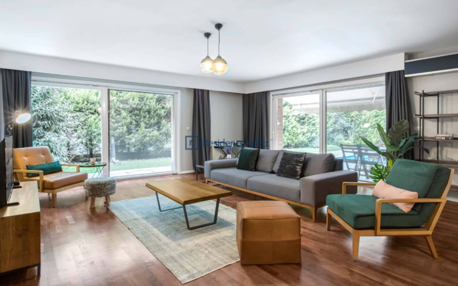Doğa Country - 3+1 Furnished Super Flat for Rent