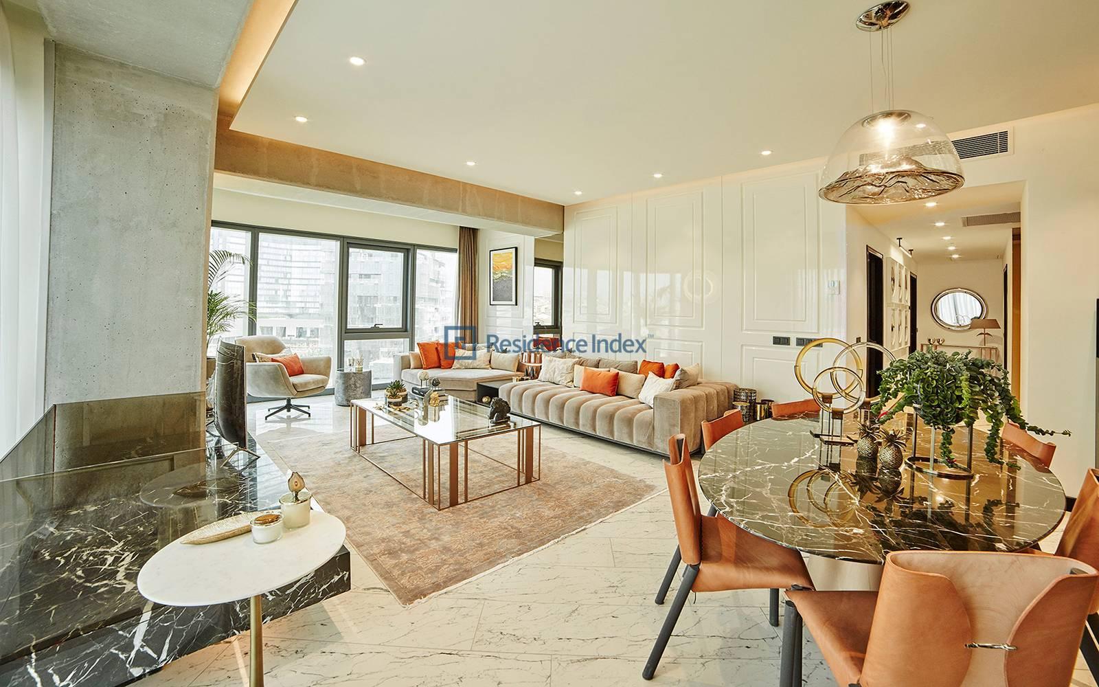 Sinpaş Queen Central Park - 2+1 Apartment For Sale