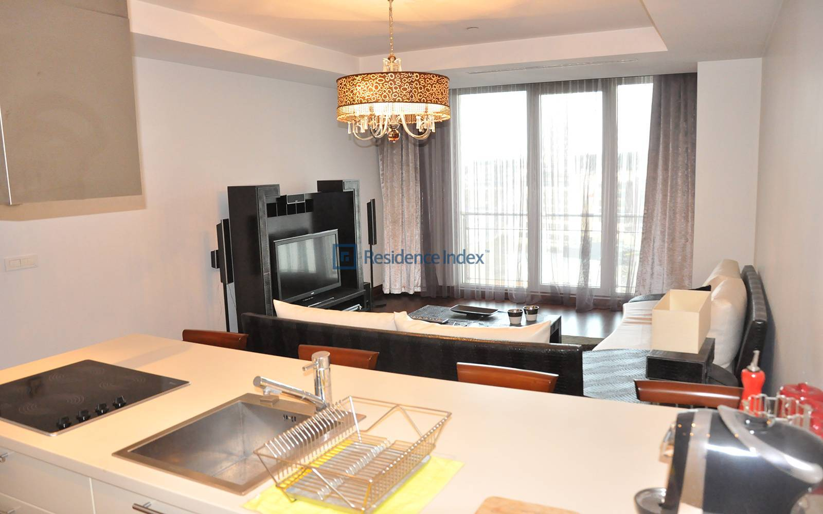 Mashattan - Good Location Luxury Furnished 1 + 1 apartment for rent