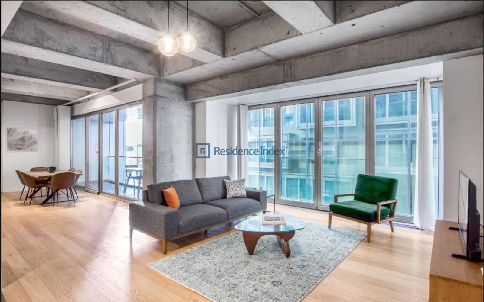 Levent Loft - Levent Loft Luxury Furnished 1 + 1 Apartment