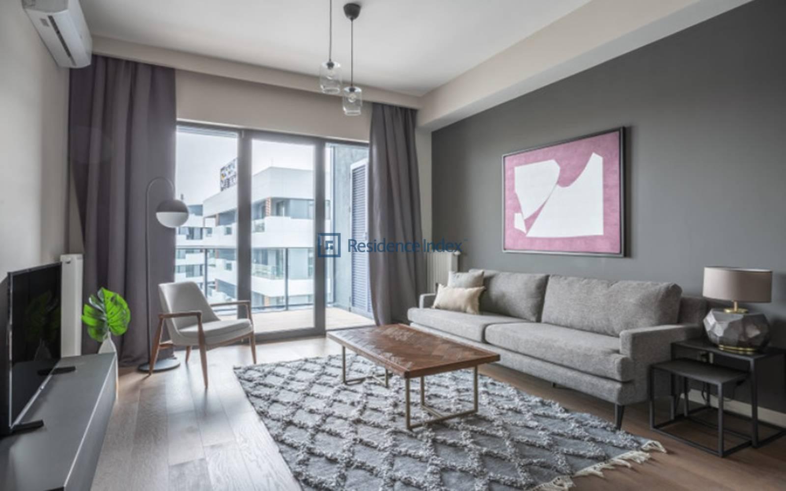 Porta Vadi  - 1 + 1 Furnished Apartment For Rent