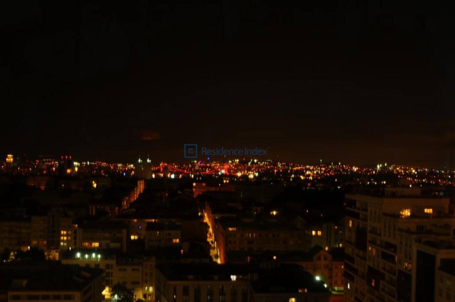 Bosphorus View 1+1 Apartment For Sale