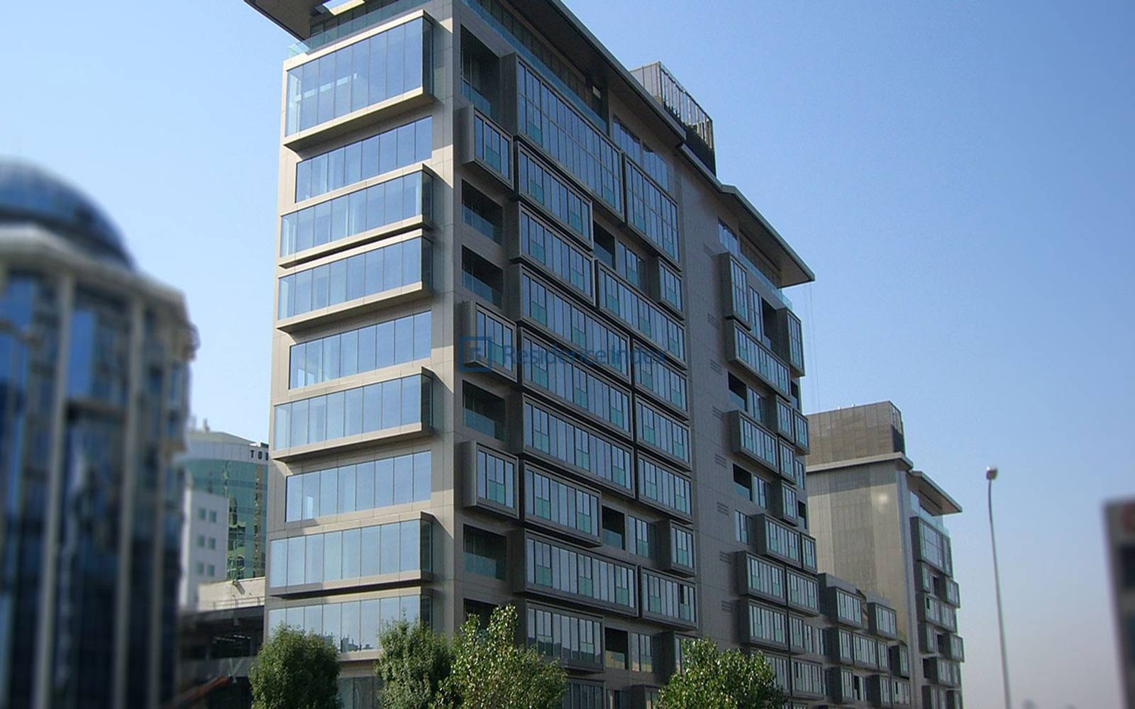 Levent Loft - 2+1 Home Office for Rent