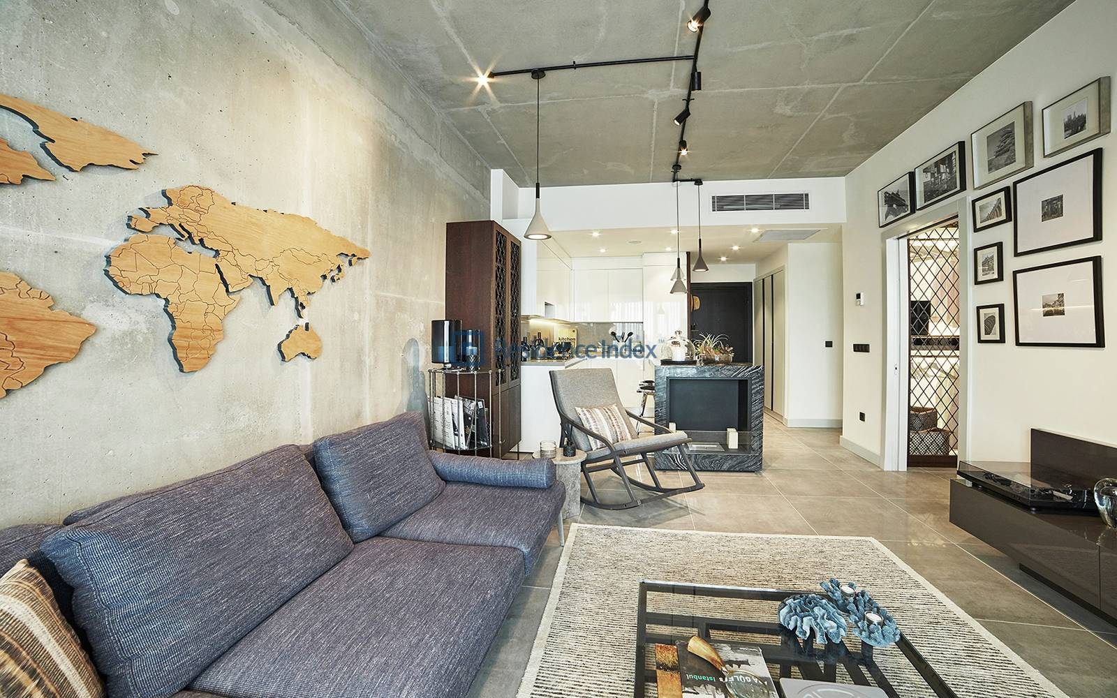 Sinpaş Queen Central Park - Apartment for Sale 1 + 0 opportunity