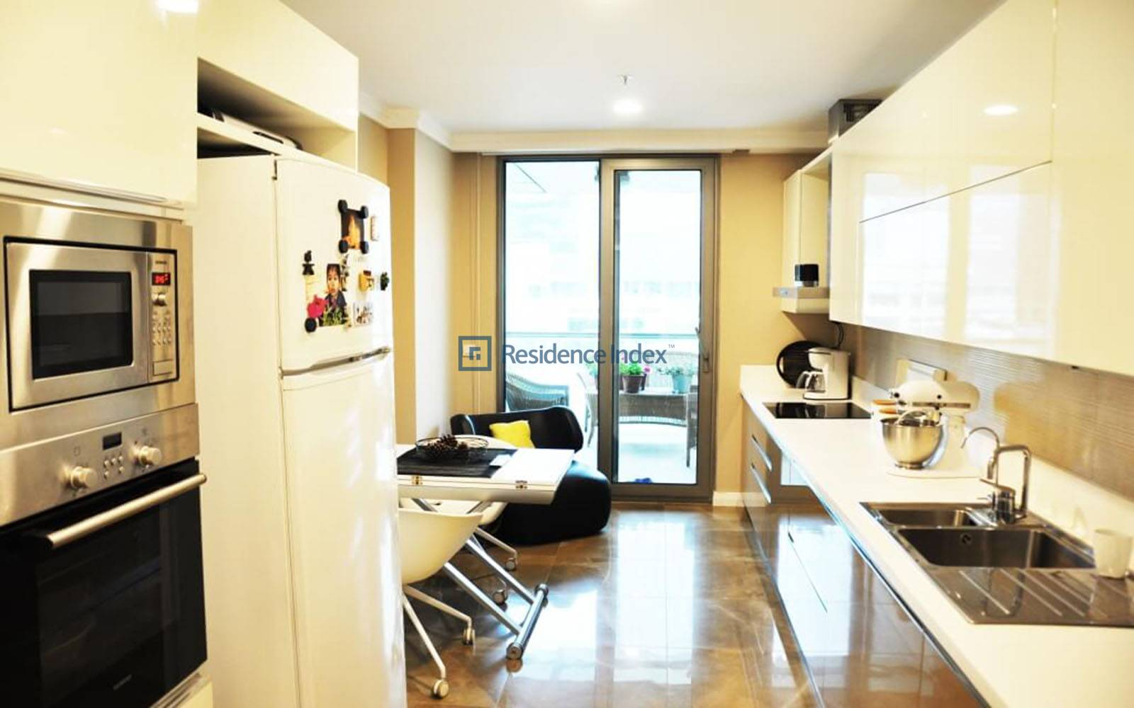 4 + 1 Spacious Apartment For Sale