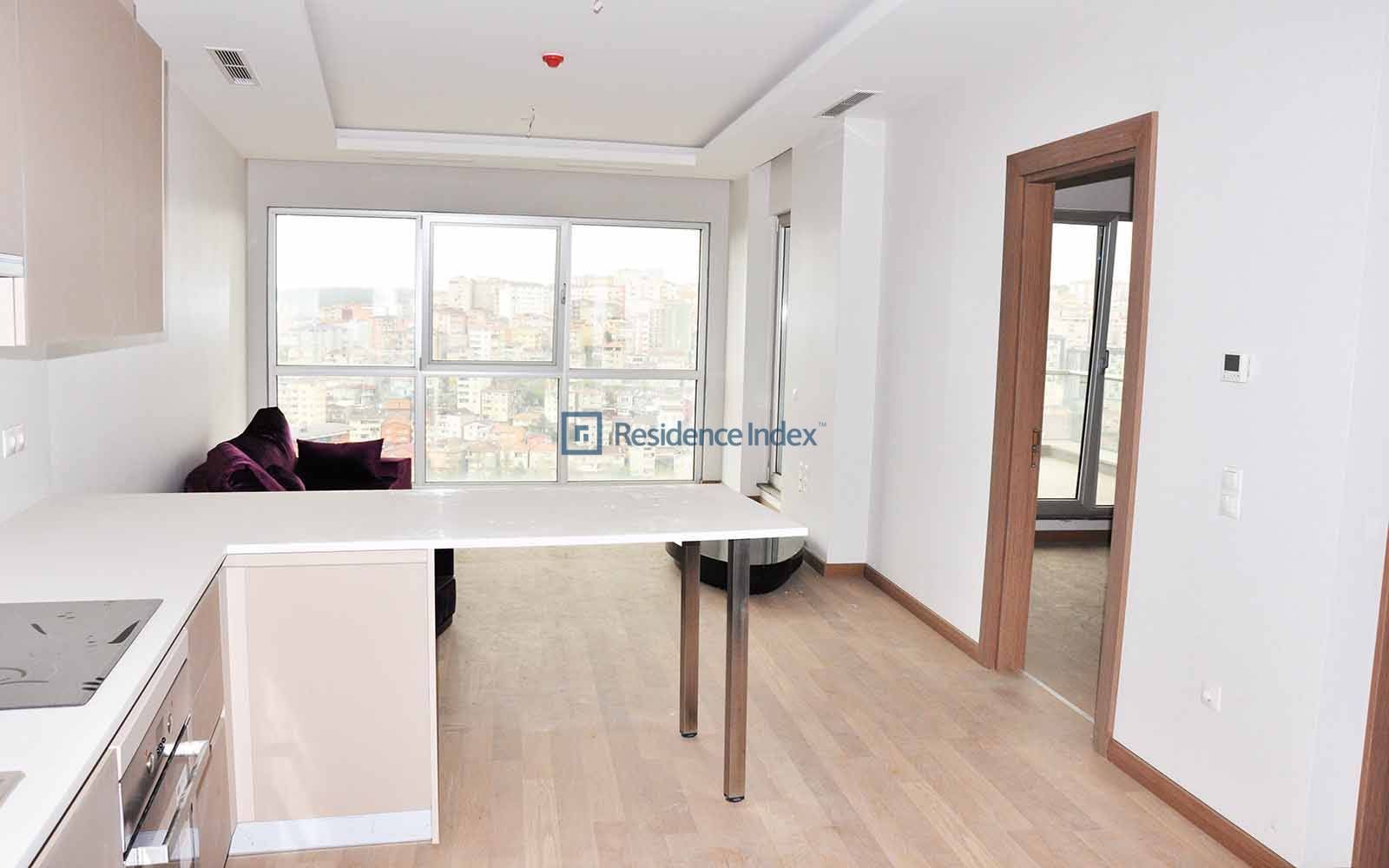 Maslak 1453 in T Blocks 1 + 1 Apartment For Sale