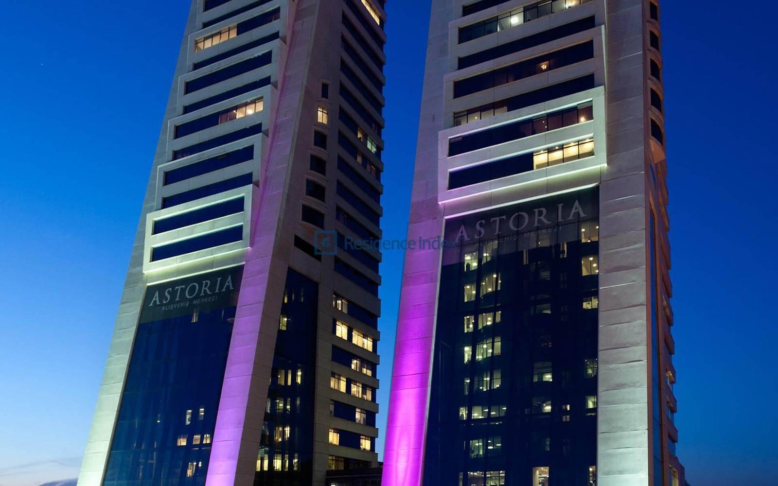 Full Floor 640 M2 Single Type Office & Residential
