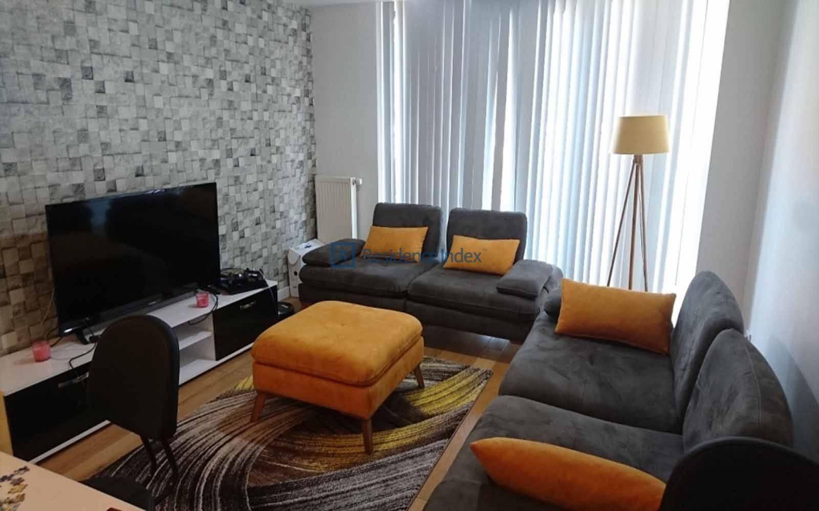 1 + 1 63m2 Bazaar Front Luxury Apartment in Istwest
