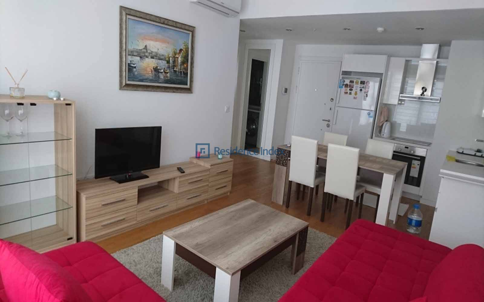 İstwest - 1 + 1 63m2 Investment Apartment in Istwest
