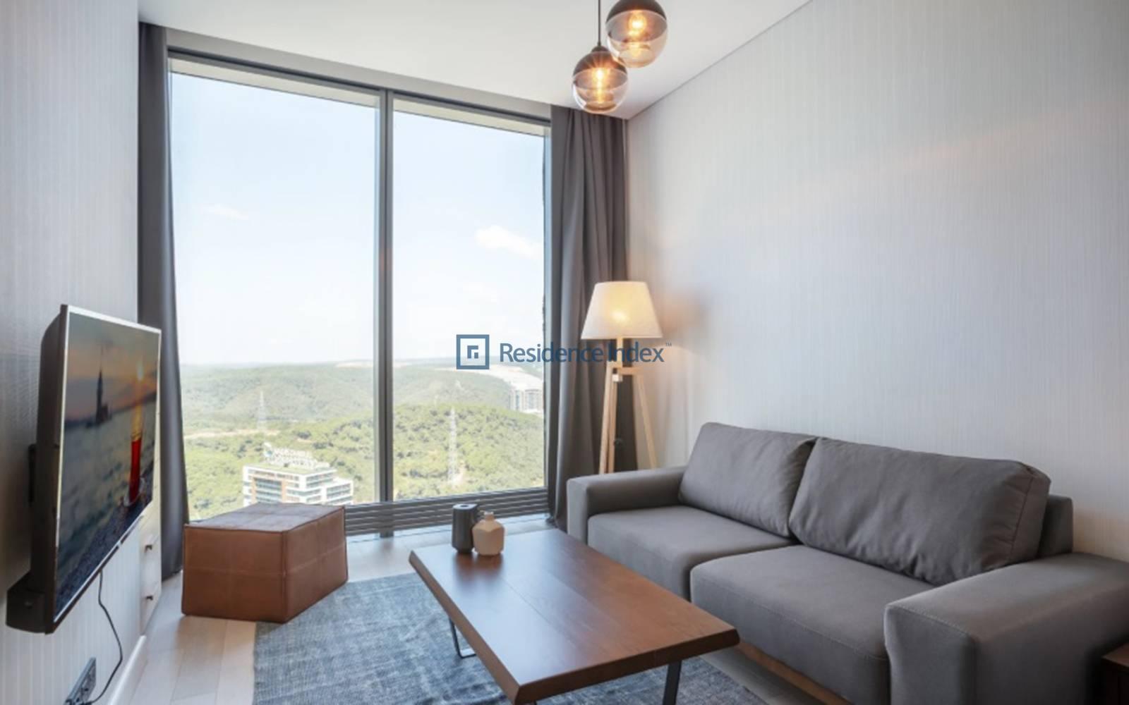 Skyland - Furnished Studio Apartment
