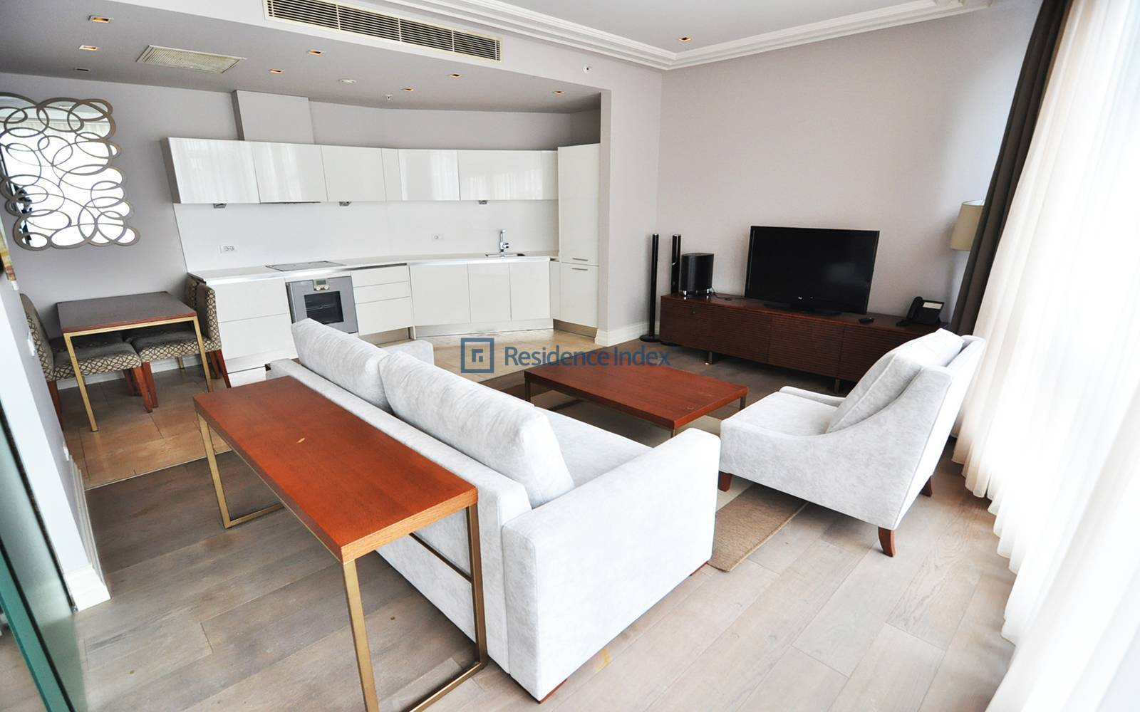 Bomonti Divan Residence - 1 + 1 Furnished Apartment For Rent