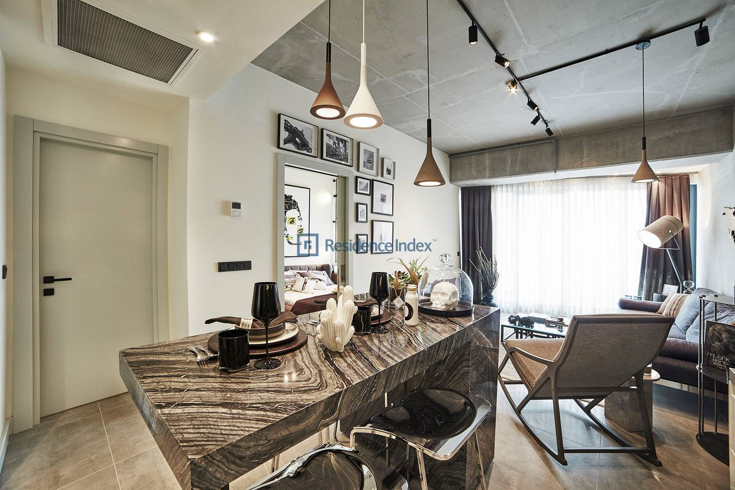 1 + 1 Apartment with View for Sale