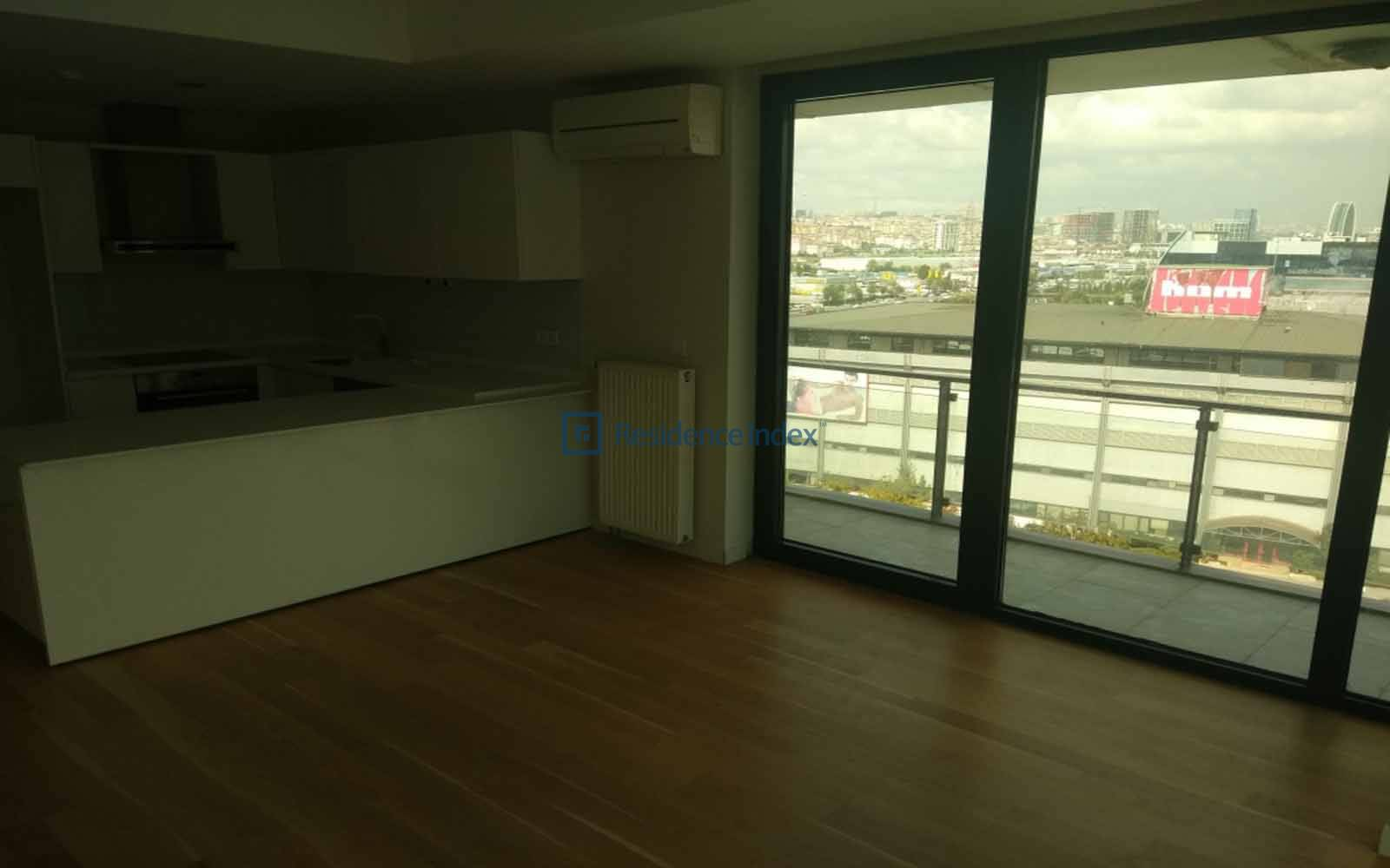 İstwest - Flat For Rent In İstwest 1+1