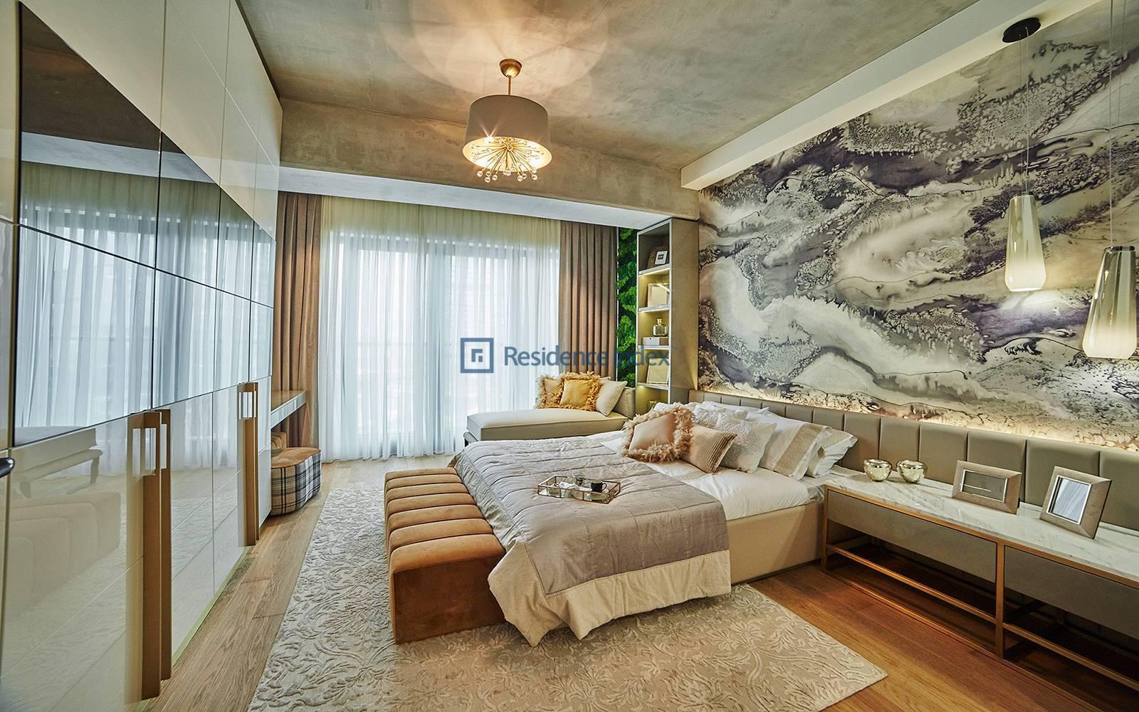Excellent Bosphorus View For sale 2 + 1 Apartment