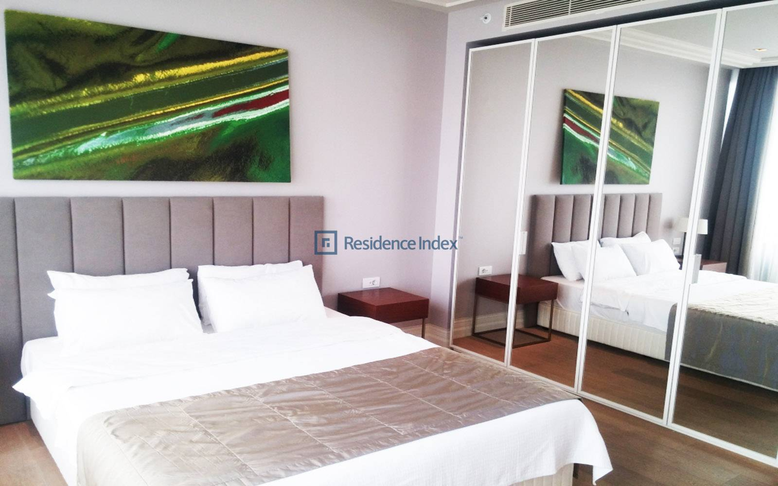 Bomonti Divan Residence - Bosphorus View   2 + 1 apartment for rent
