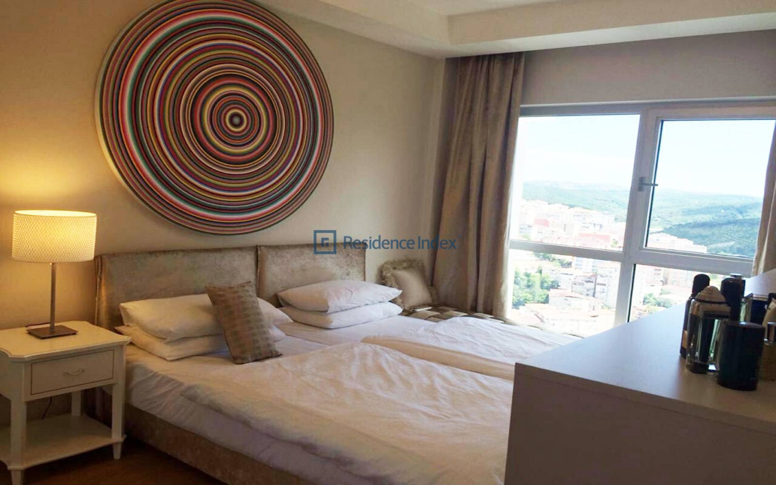 3 + 1 Apartment For Sale On The High Floor