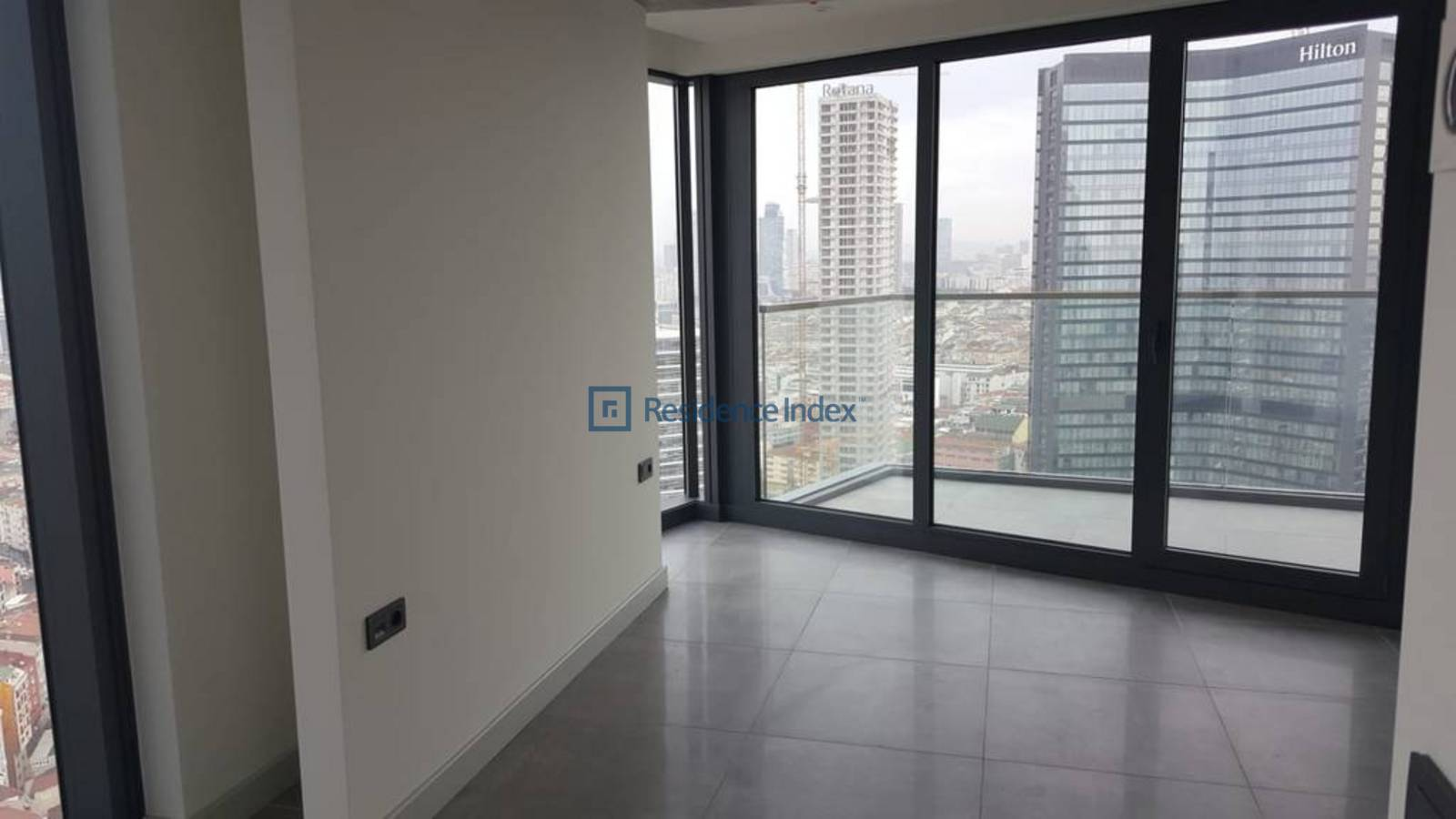 2+1 Apartment For Rent With Super View