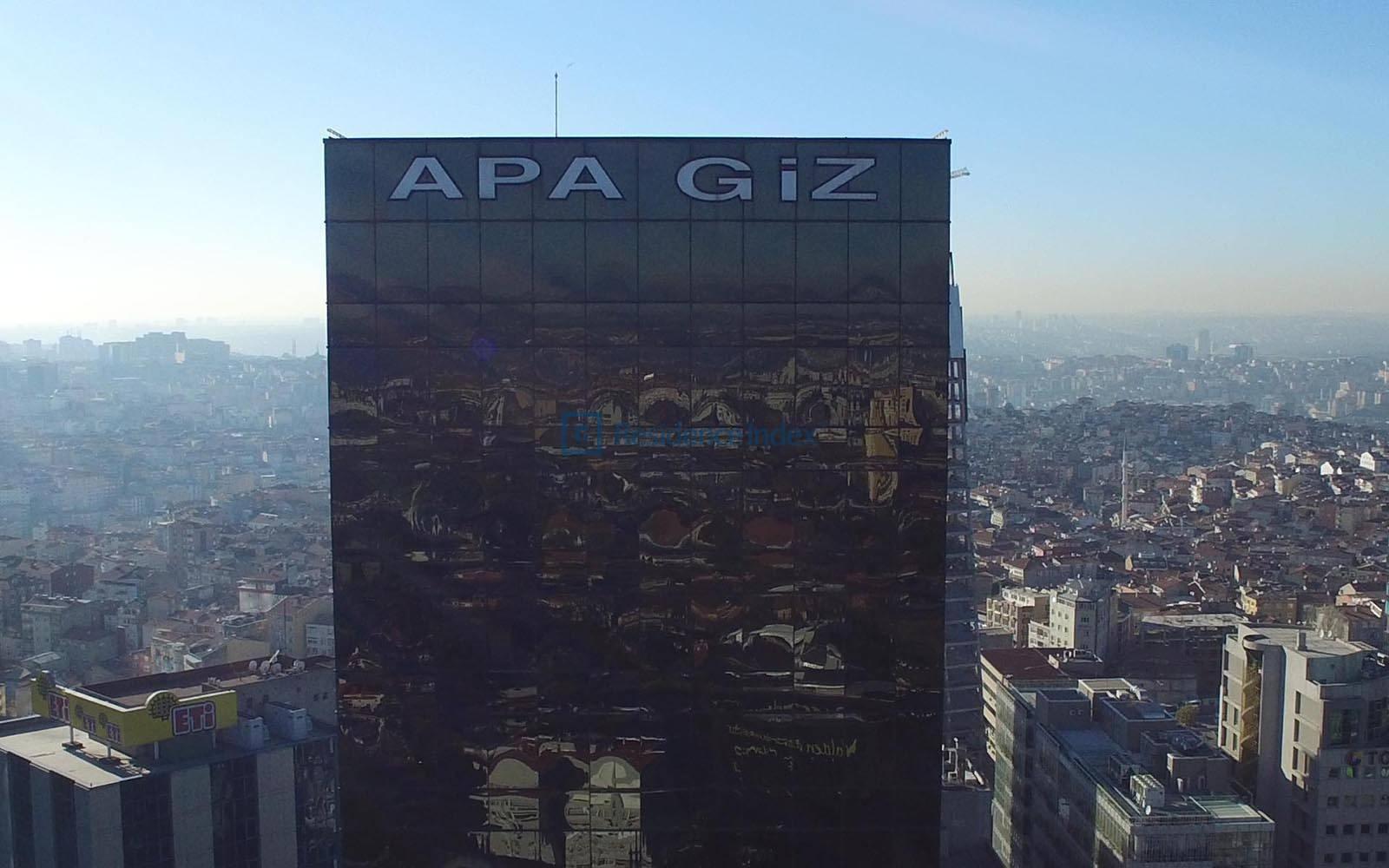 Apa Giz - 550 M2 Office Floor for Rent
