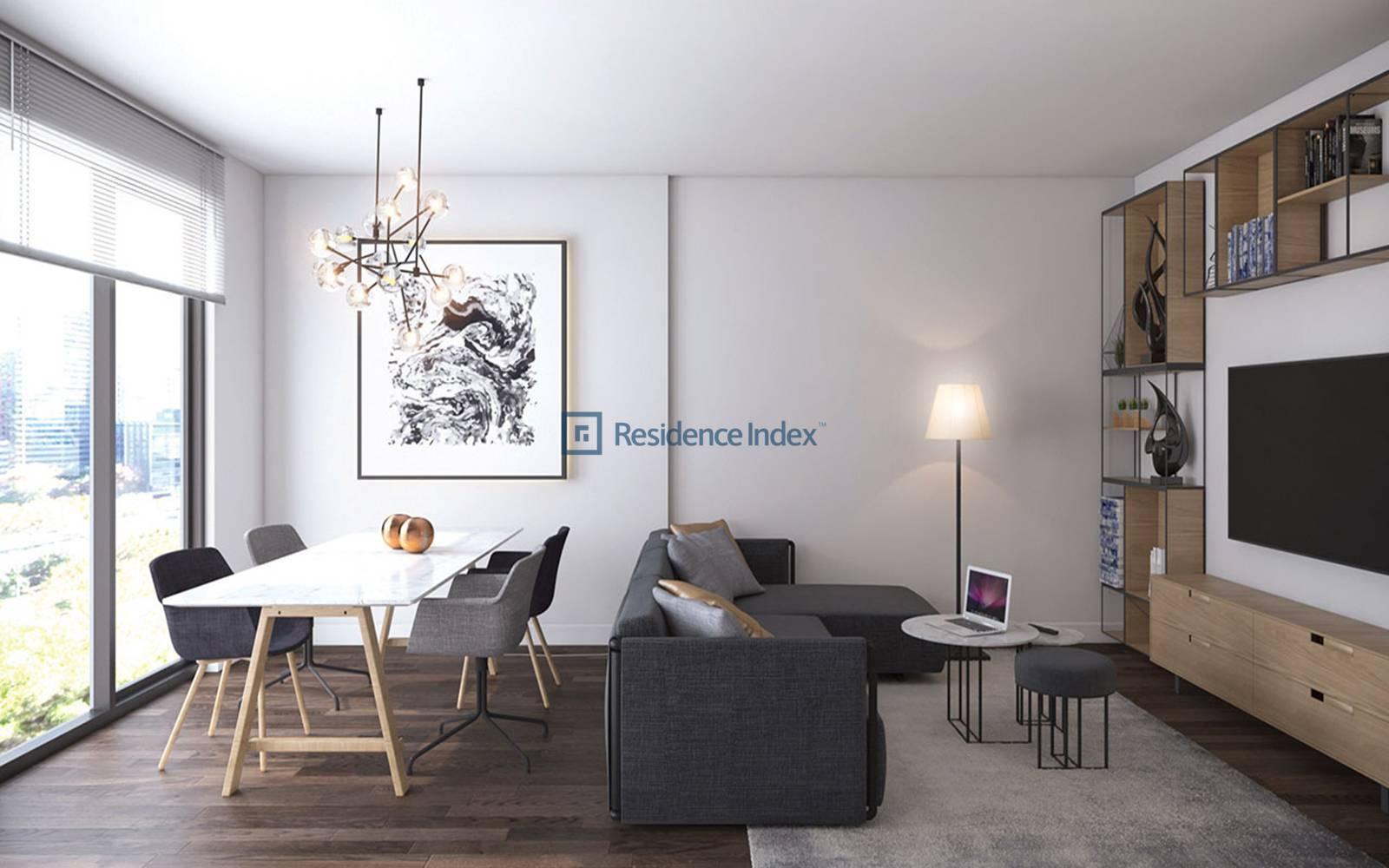 Keten Papilio Bomonti - 1 + 1 apartment for sale
