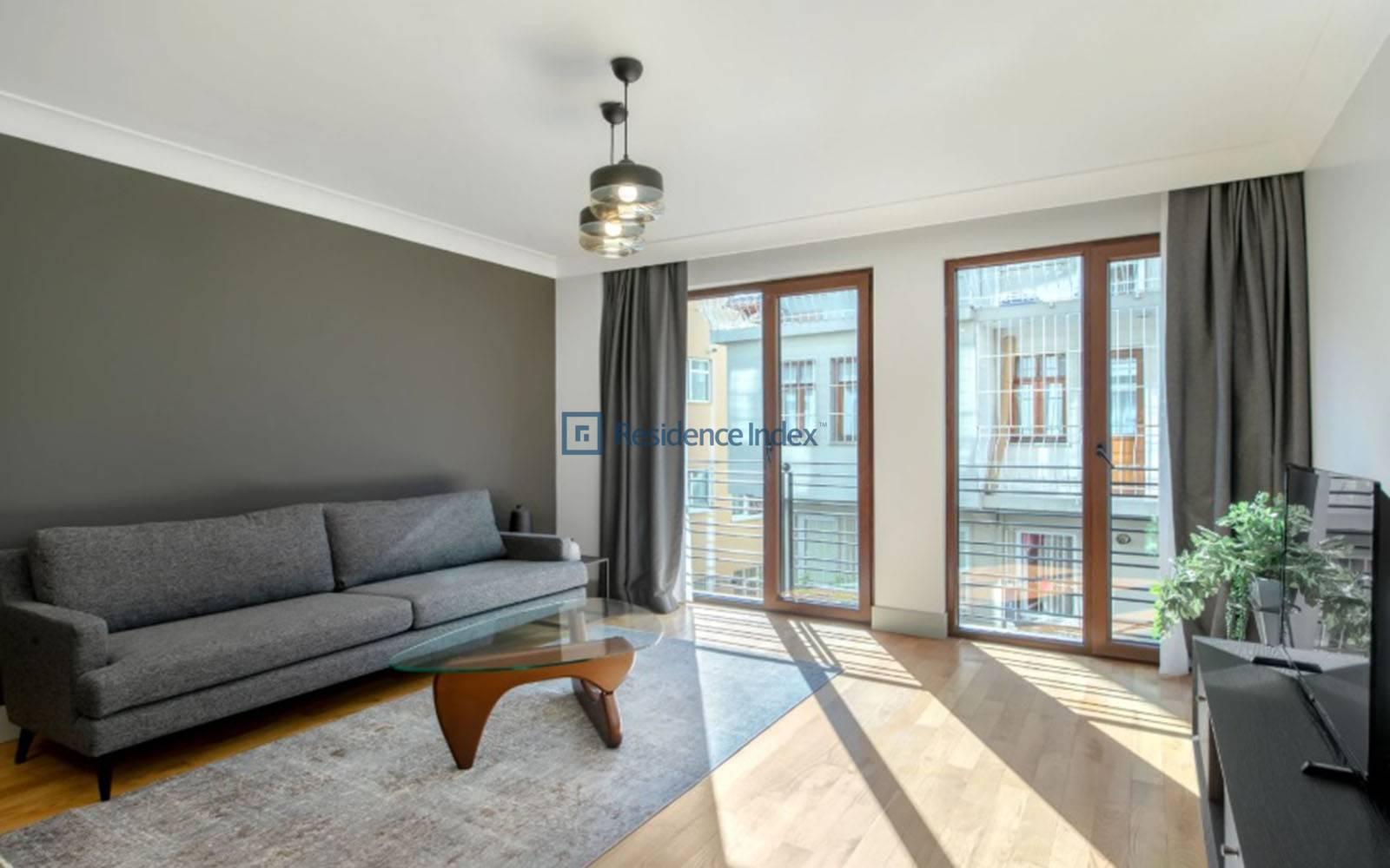 Keten Çırağan - 2 + 1 Furnished Apartment for Rent