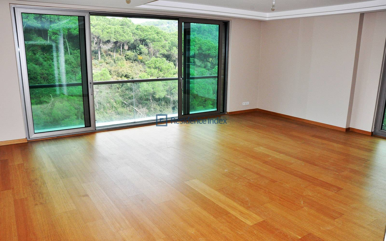 Forest view 3 + 1 For Sale Corner Apartment