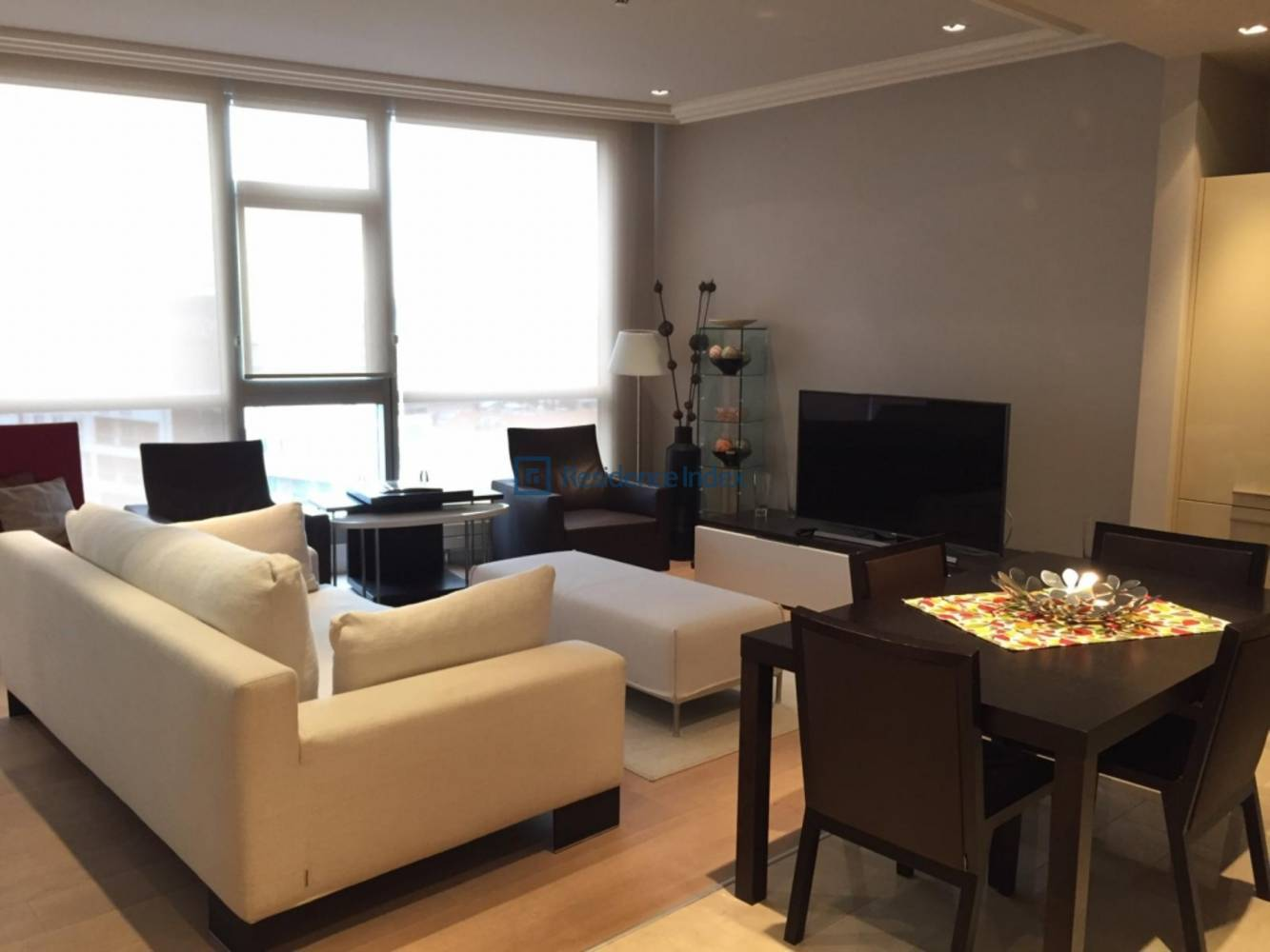 Spacious 1 + 1 apartment for rent