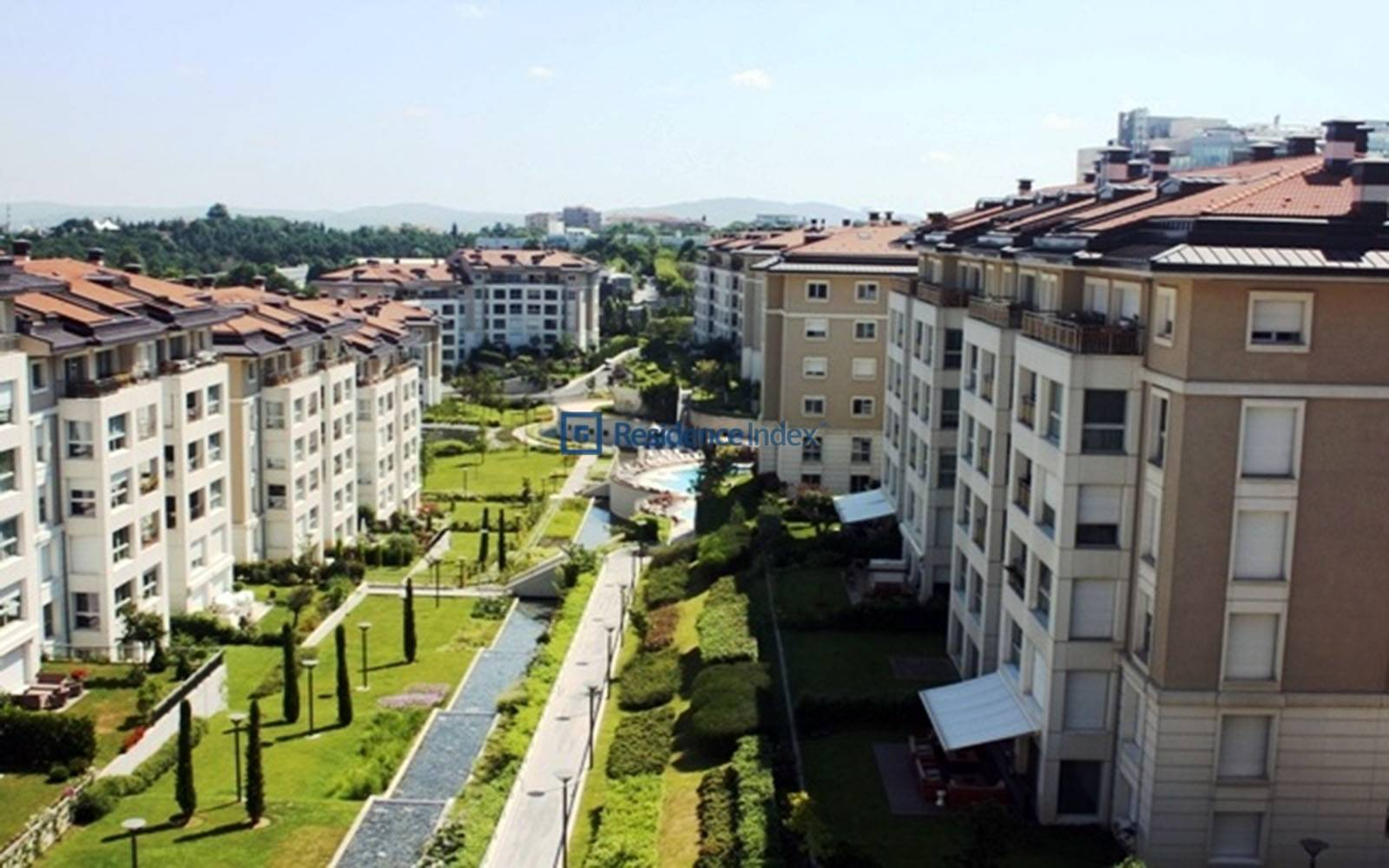 4 + 1 Duplex for Sale in Istinye Park Residence