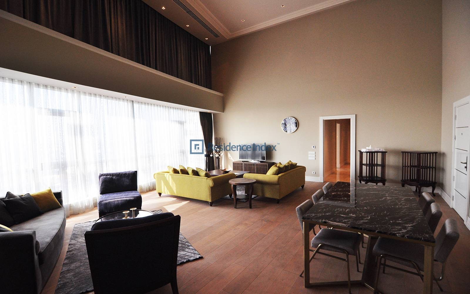 Bomonti Divan Residence - 3 + 1 Luxury Furnished Apartment for Rent