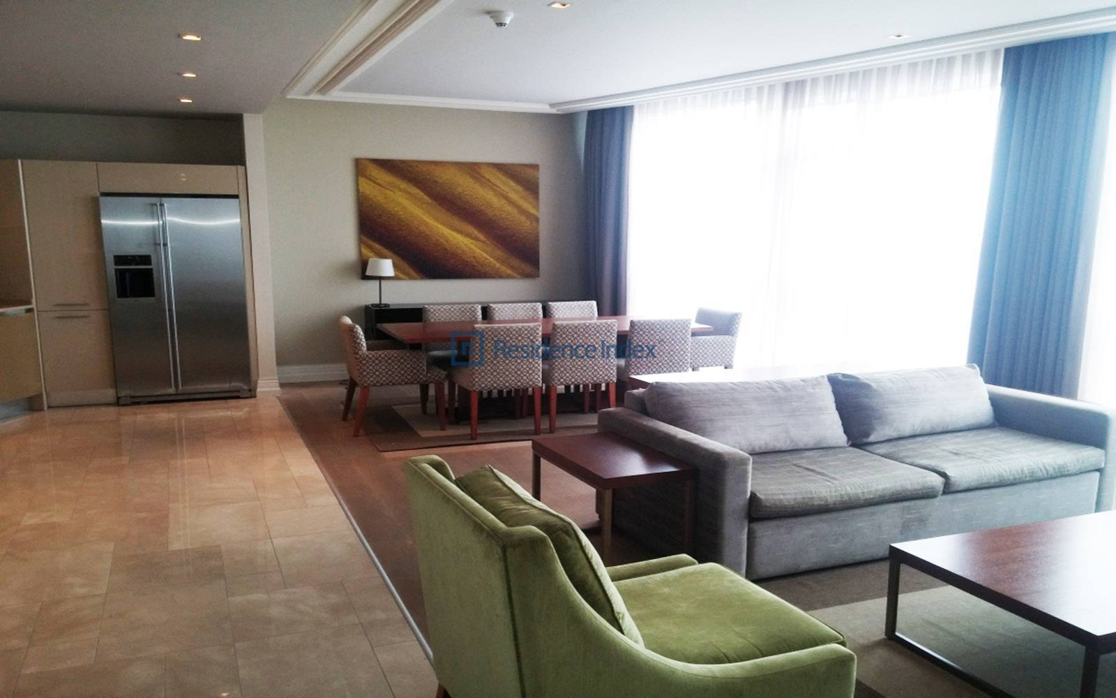Bosphorus View  2 + 1 apartment for rent