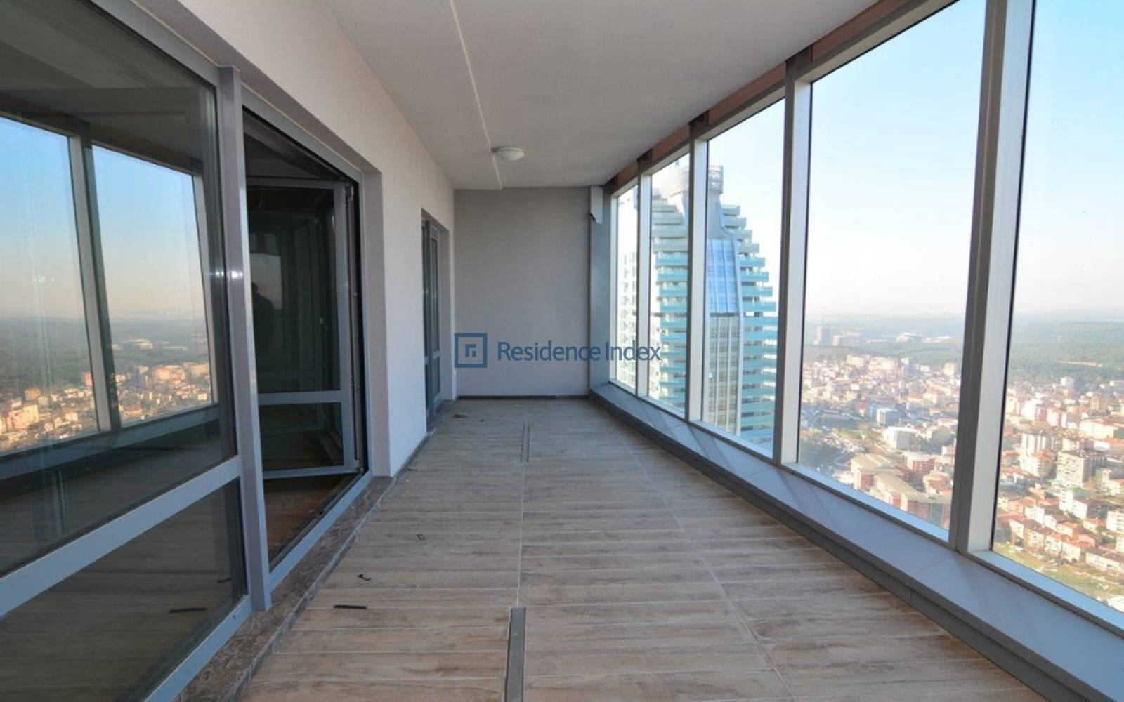 1453 Maslak - 1 + 1 Apartment For Sale with High Floor View