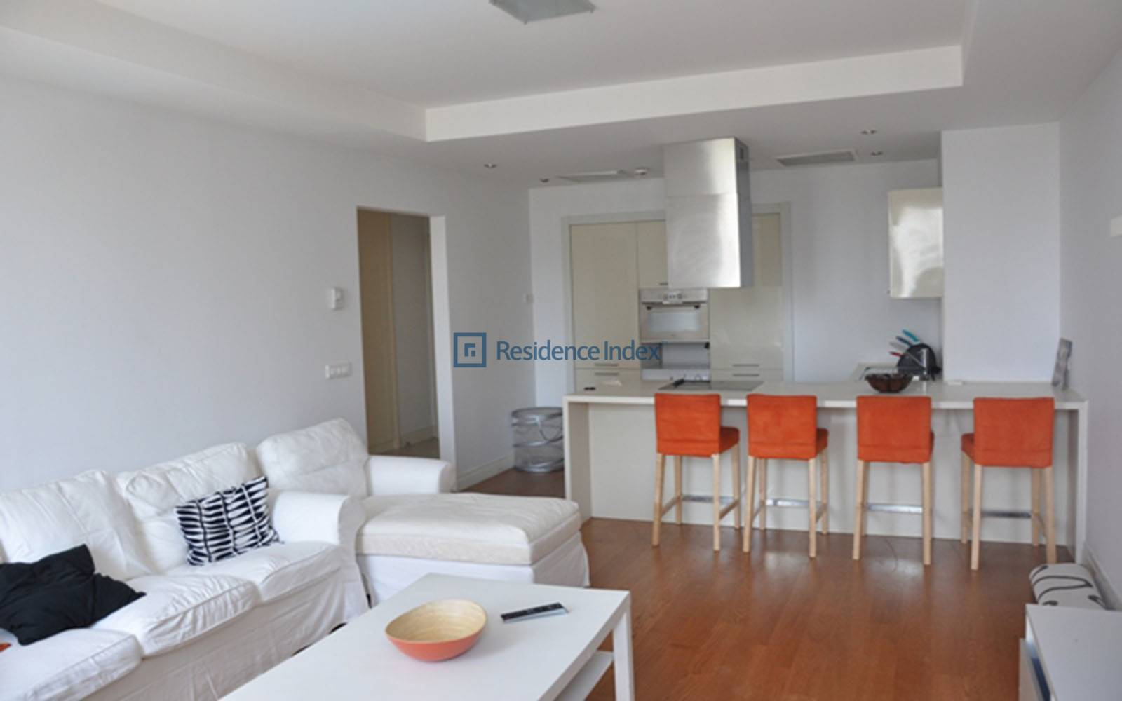 Furnished  Mashattan 2 + 1 Apartment For Rent