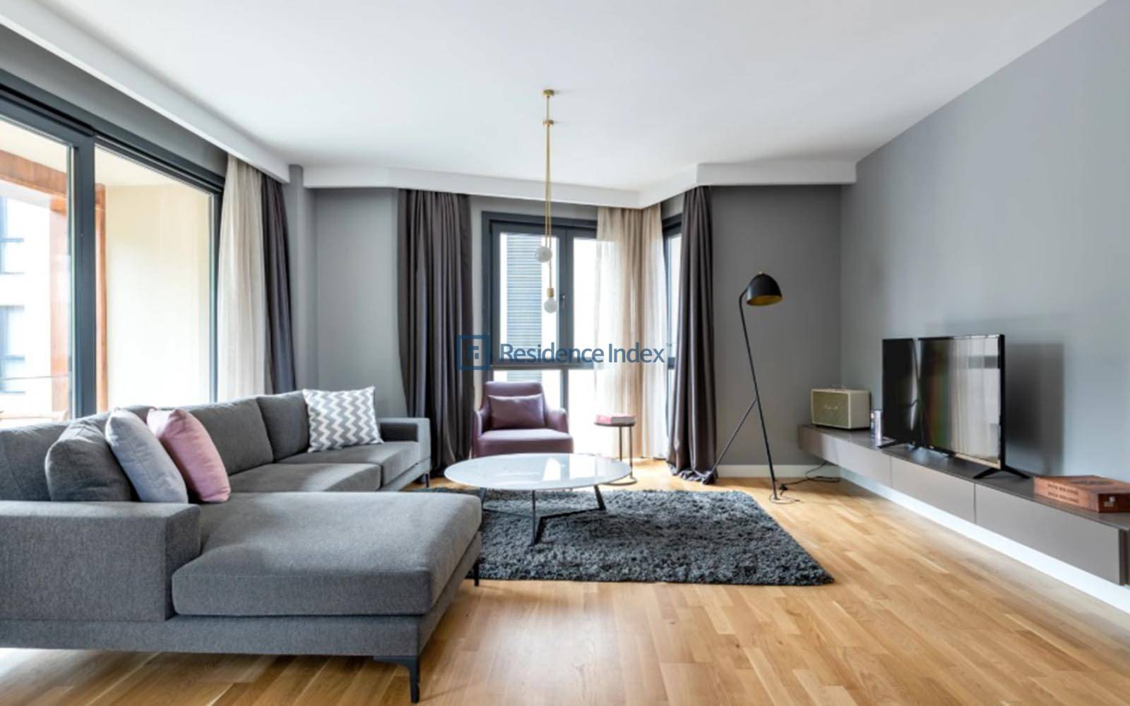 Mika Naturalist - 1 + 1 Furnished Apartment For Rent