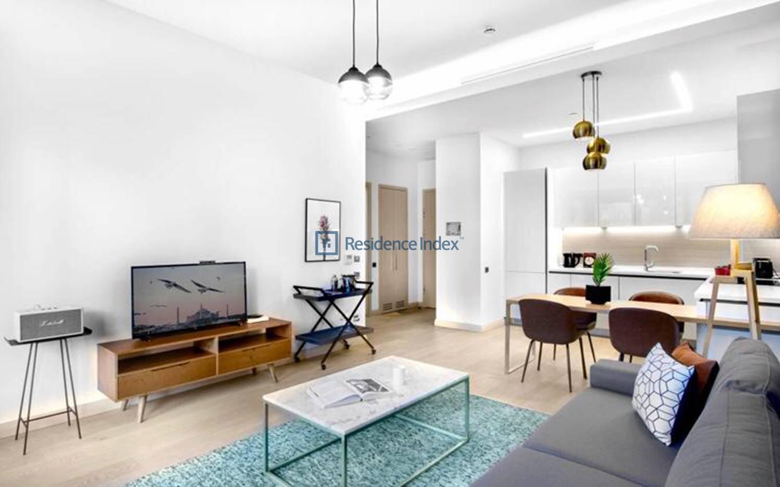 1 + 1 Modern Furnished For rent