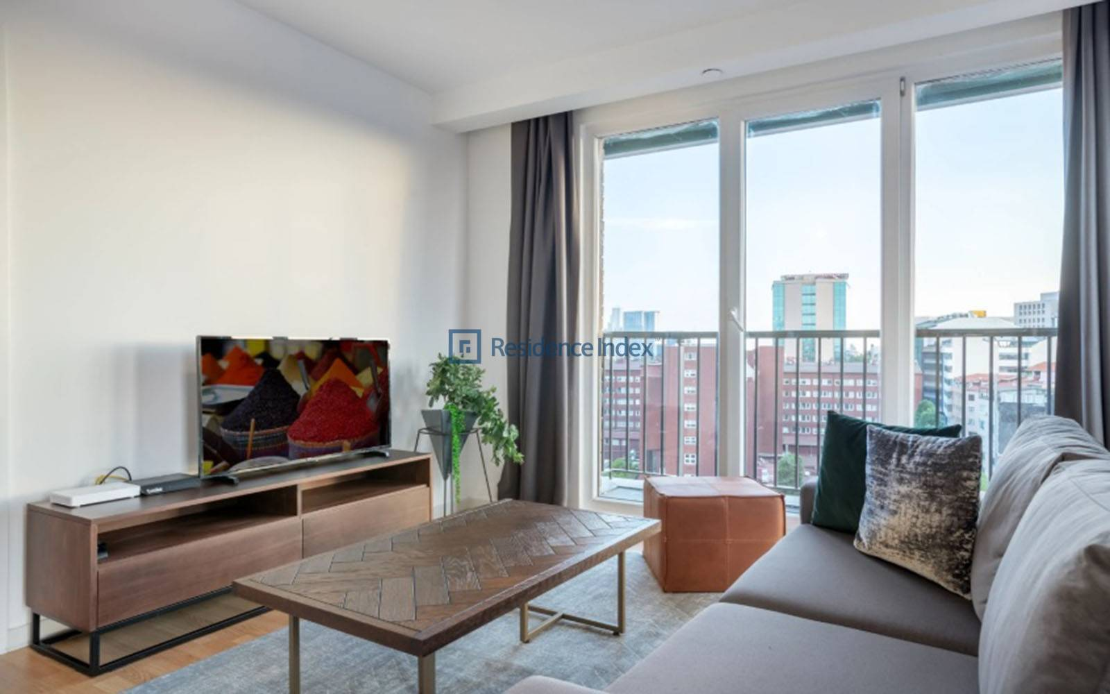 Mint Çağlayan - 1+1 Furnished Apartment For Rent