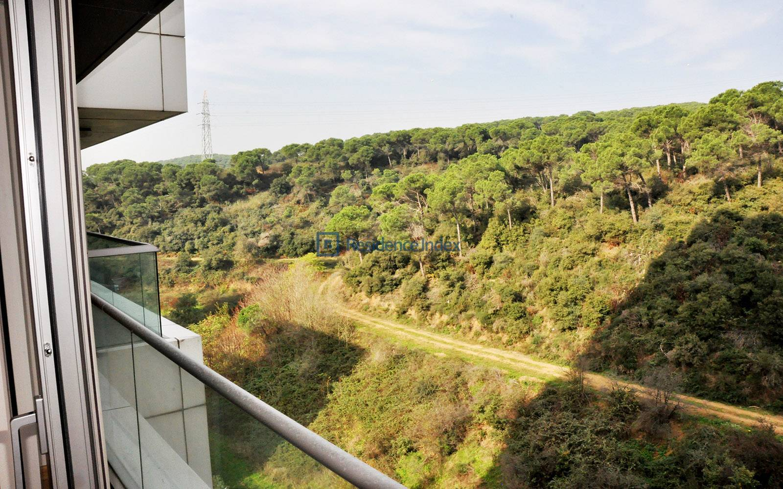 2 + 1 Apartment with Forest View for Sale
