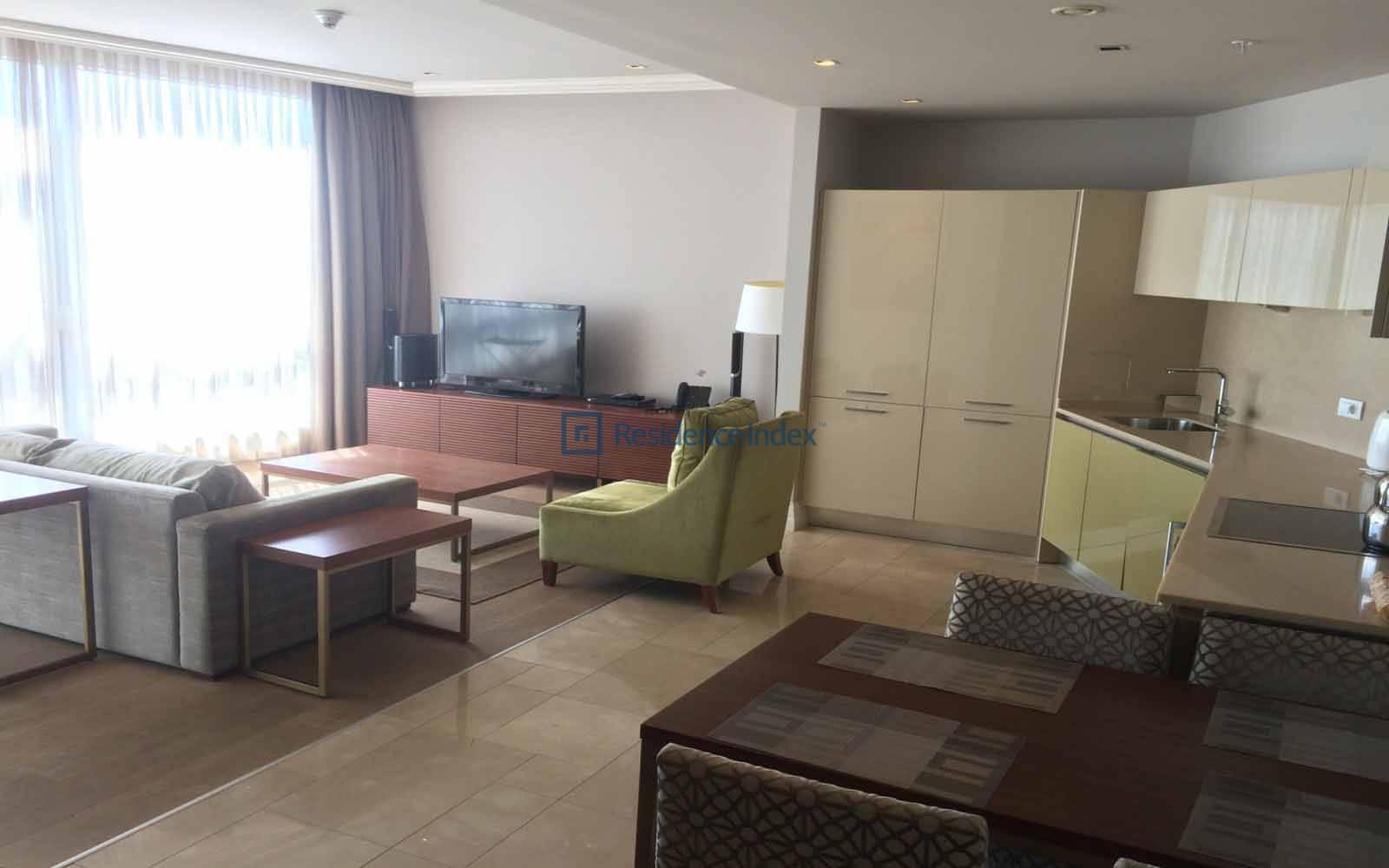 Bomonti Divan Residence - Divan Residence Bomonti 1 + 1 Luxury Apartment For Rent