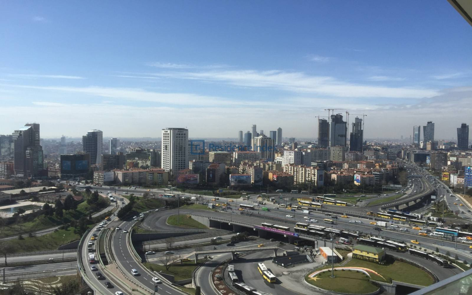 Zorlu Center - Zorlu Residence For Rent 2 + 1 Good Location