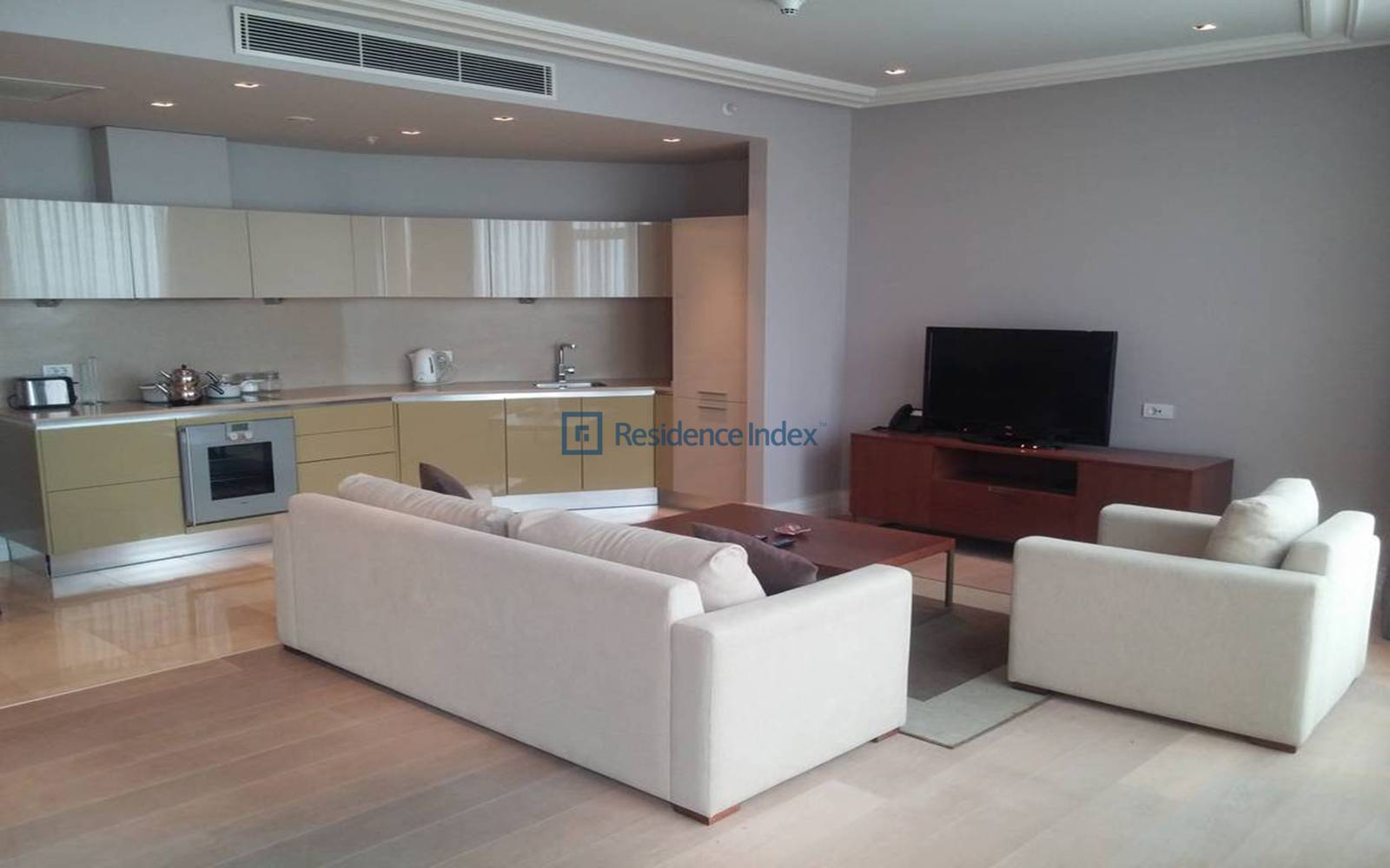 Bomonti Divan Residence - 1+1 Furnished Apartment For Rent
